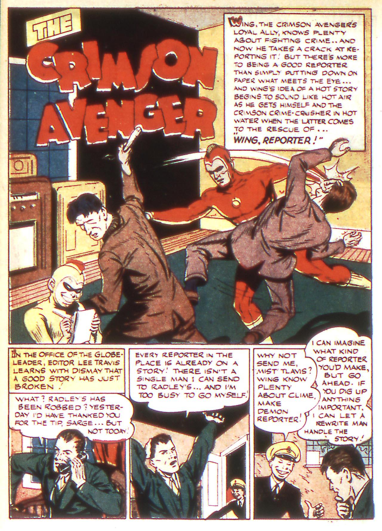 Read online Detective Comics (1937) comic -  Issue #81 - 26