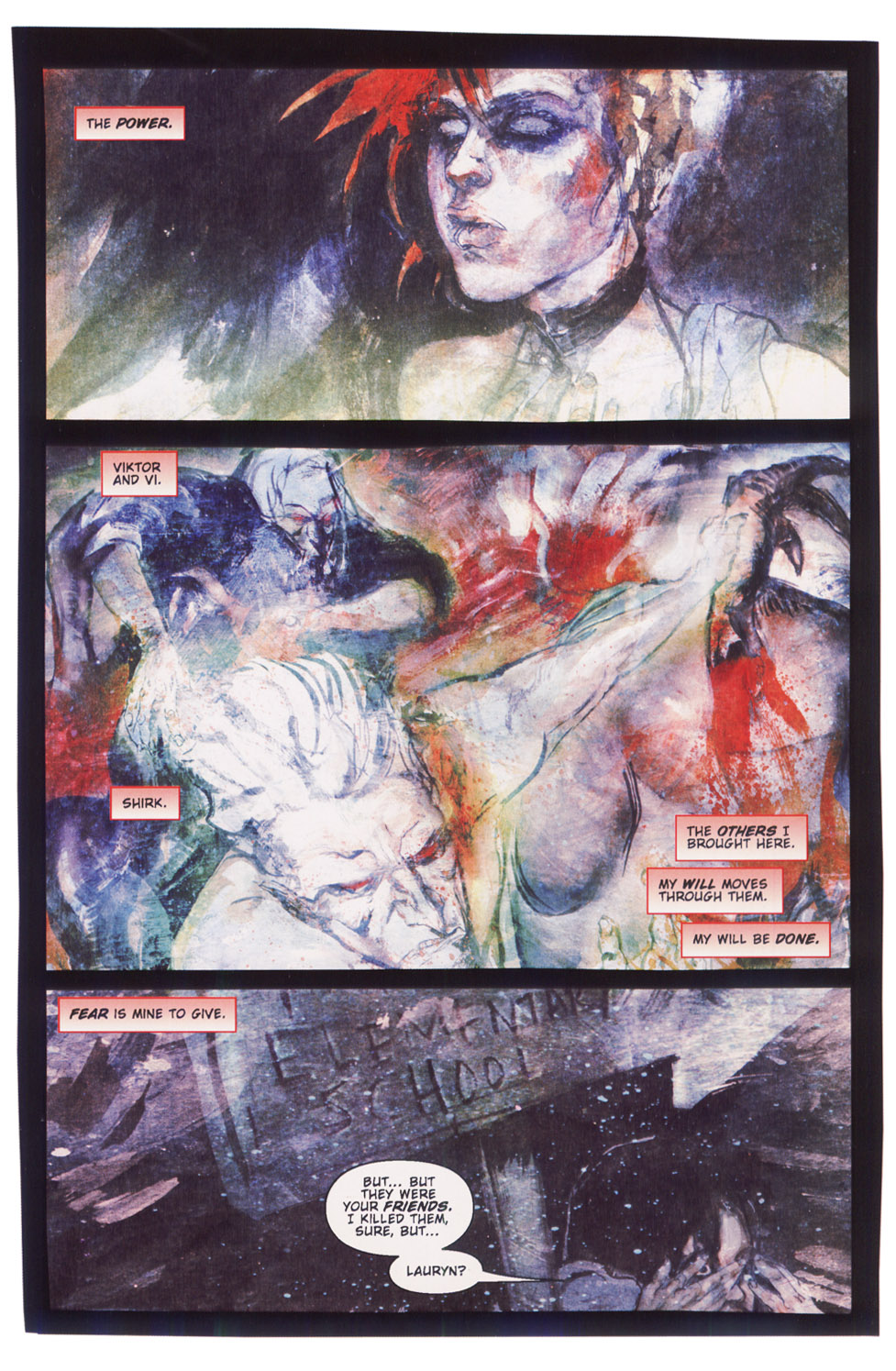 Read online Silent Hill: Dying Inside comic -  Issue #5 - 3