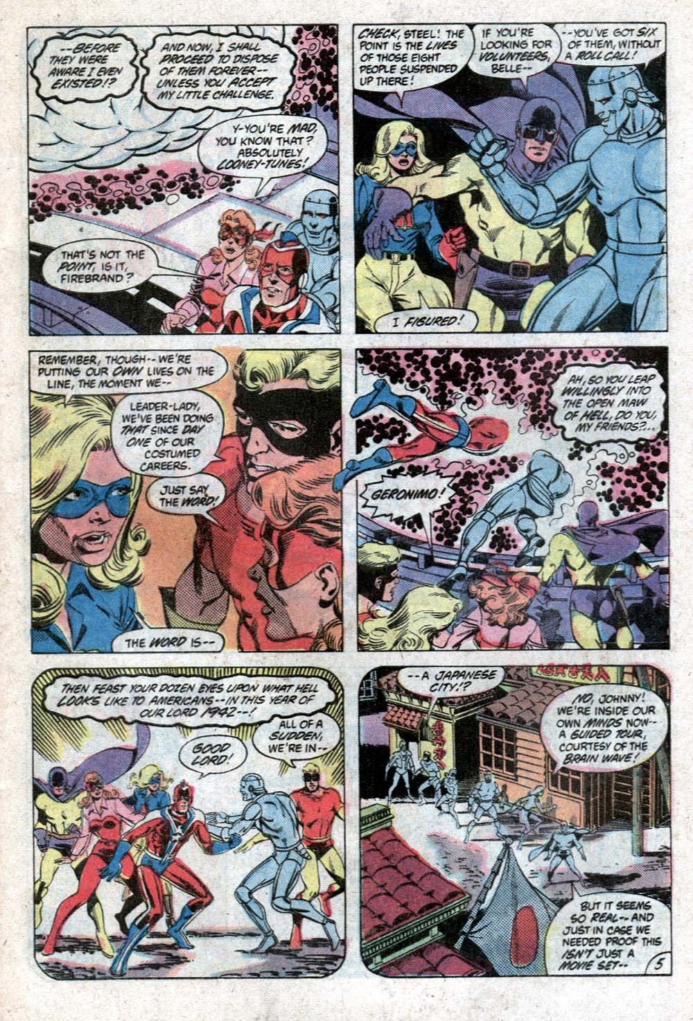 Read online All-Star Squadron comic -  Issue #20 - 8