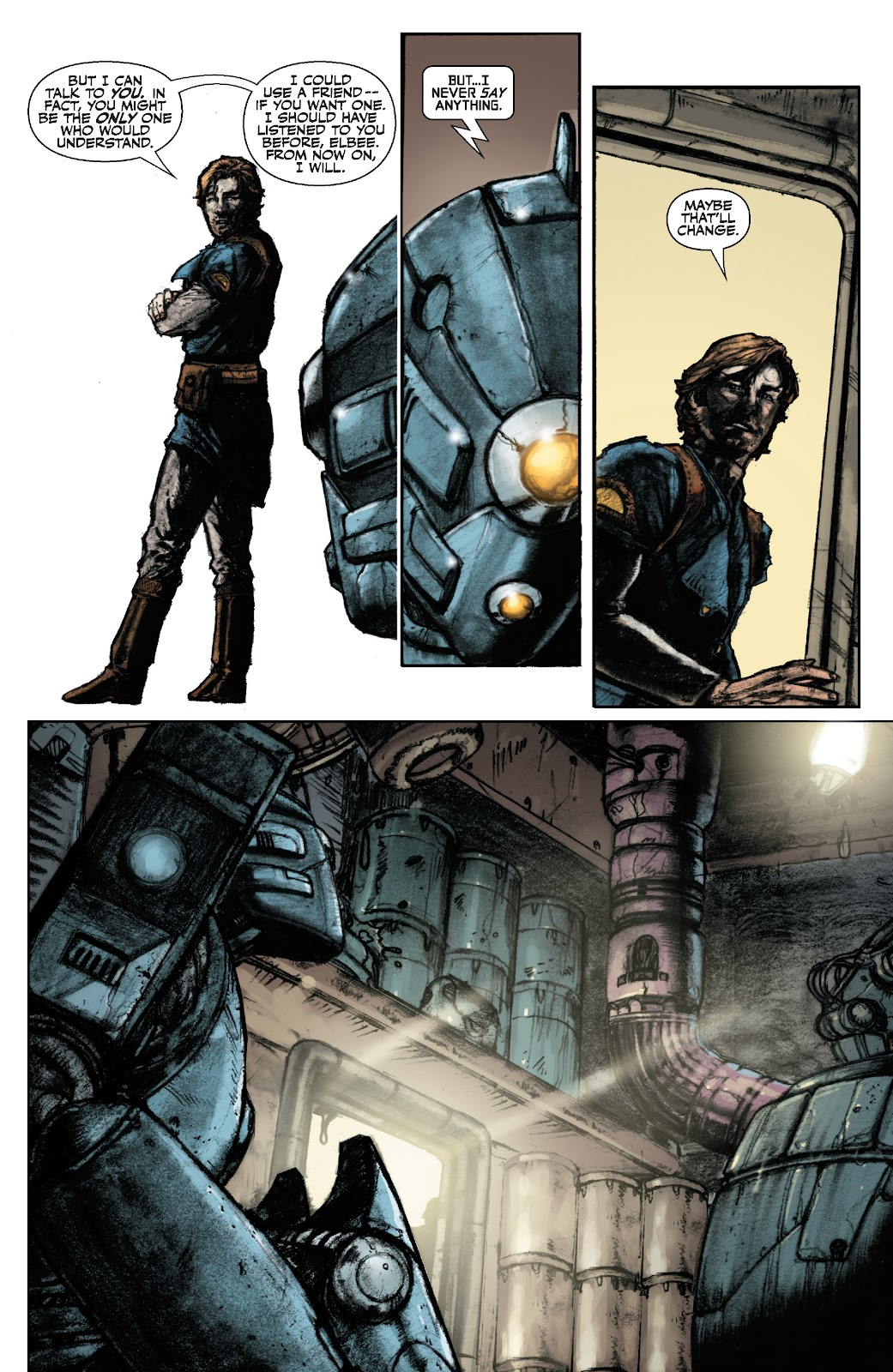 Read online Star Wars Legends: The Old Republic - Epic Collection comic -  Issue # TPB 3 (Part 1) - 29