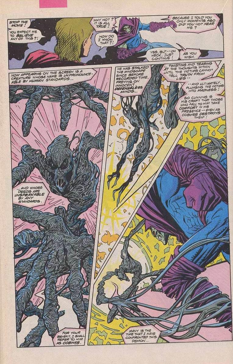 Read online Sleepwalker comic -  Issue #3 - 11