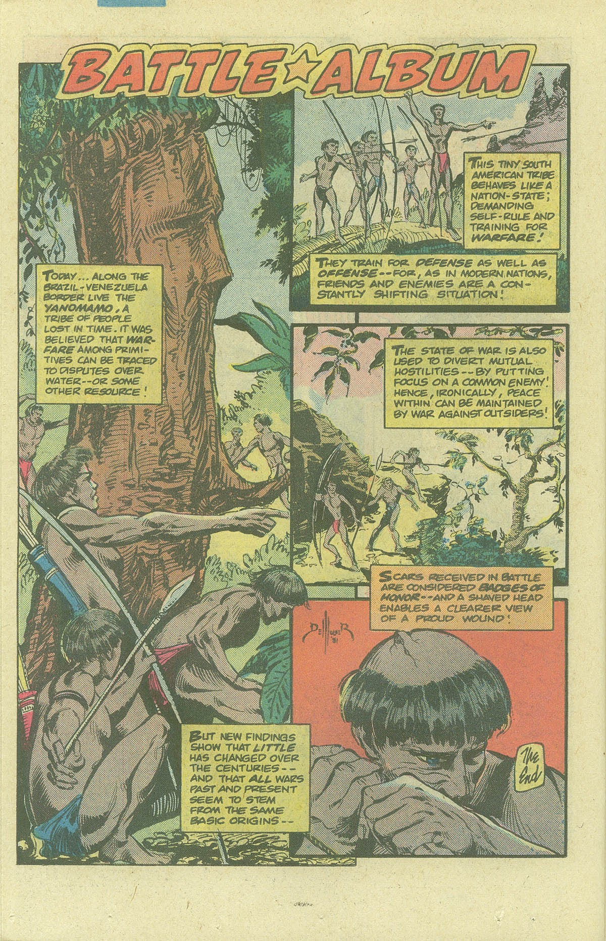 Read online Sgt. Rock comic -  Issue #378 - 21