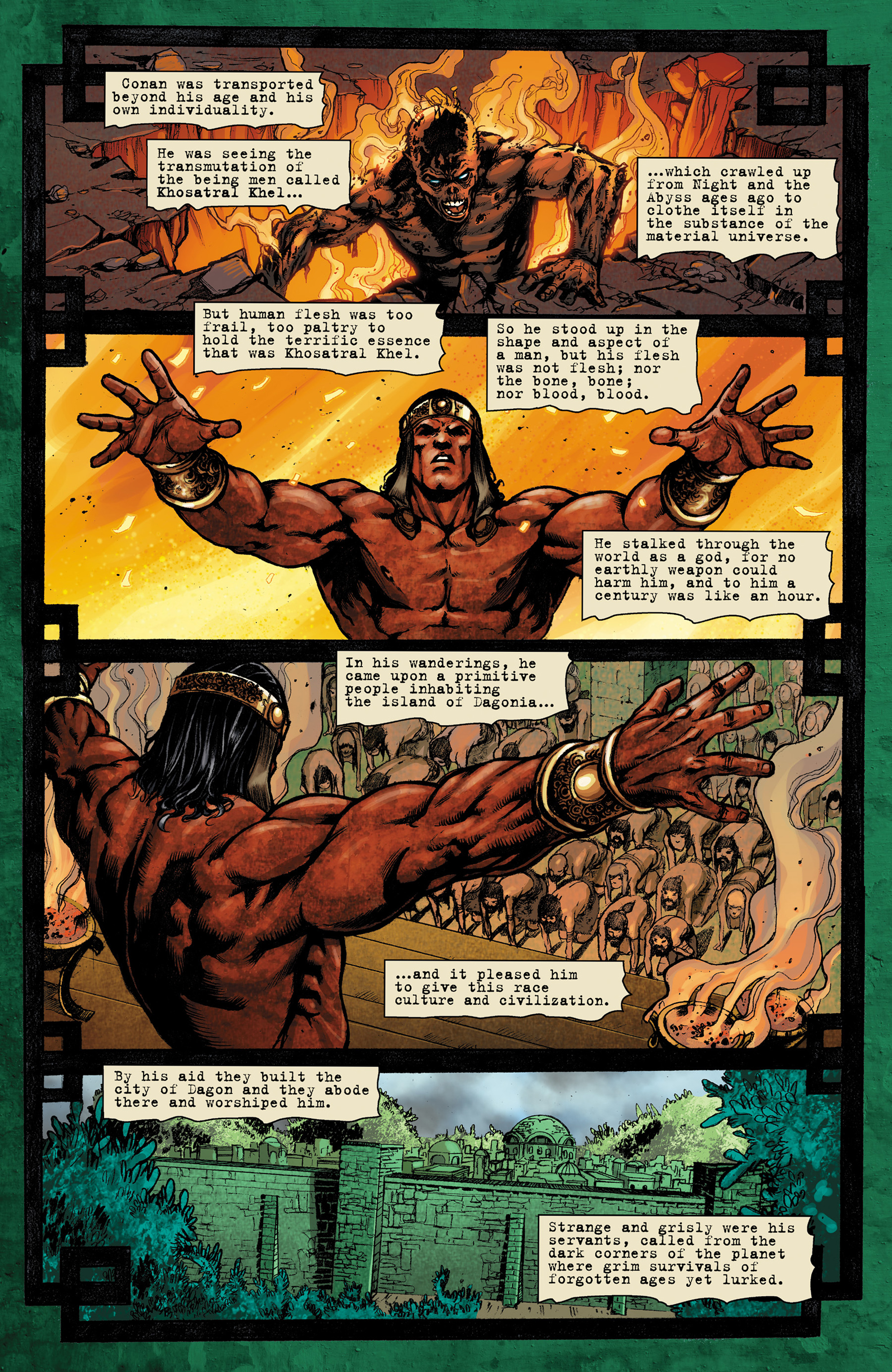 Read online Conan The Slayer comic -  Issue #9 - 16