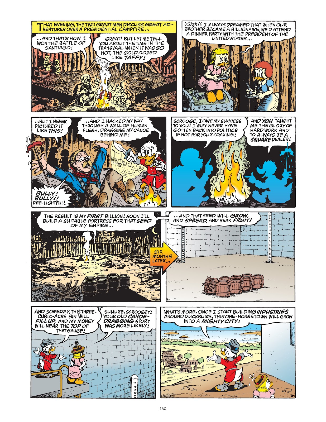 Read online The Complete Life and Times of Scrooge McDuck comic -  Issue # TPB 1 (Part 2) - 76