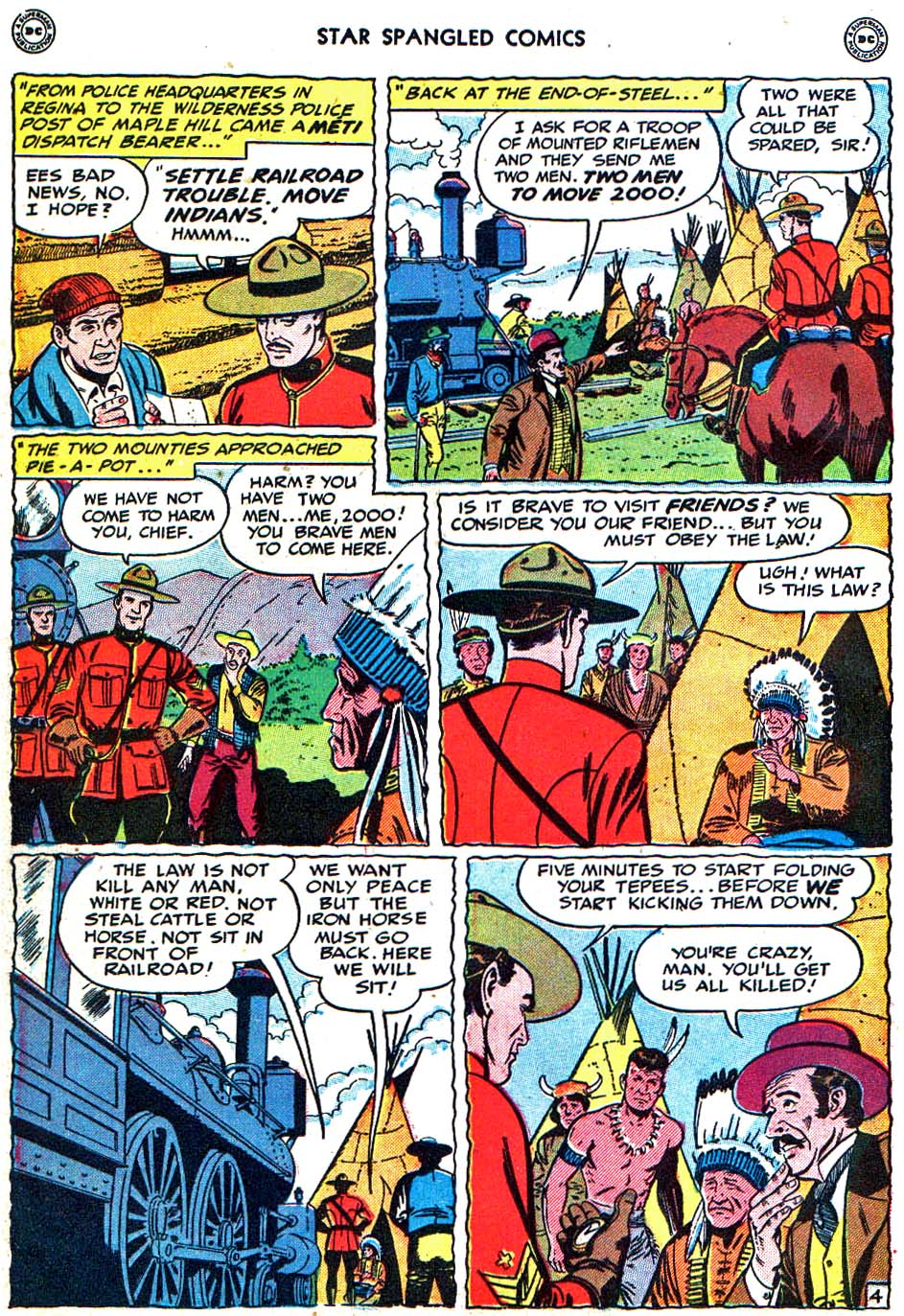Star Spangled Comics (1941) issue 95 - Page 20