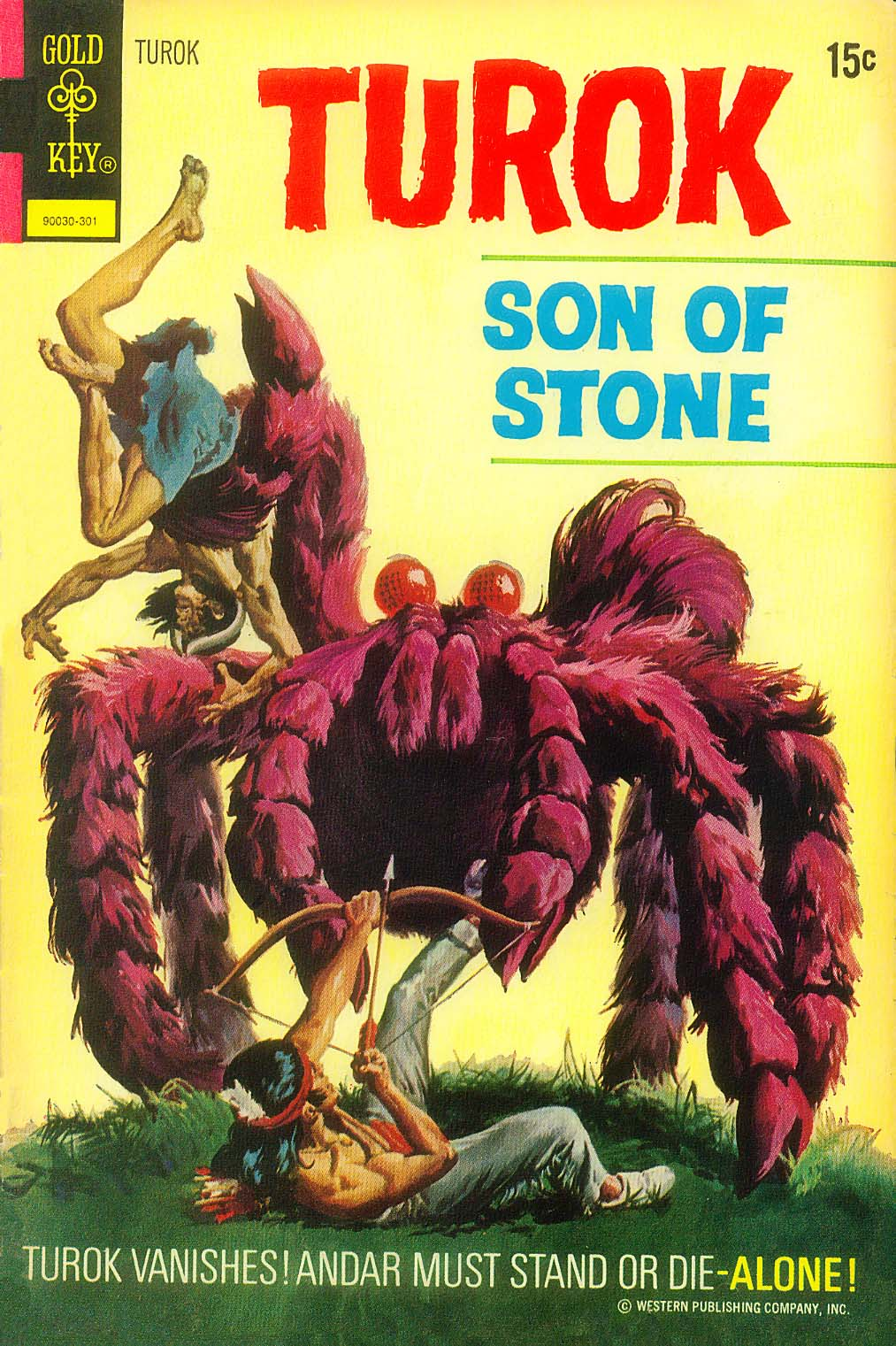Read online Turok, Son of Stone comic -  Issue #82 - 1