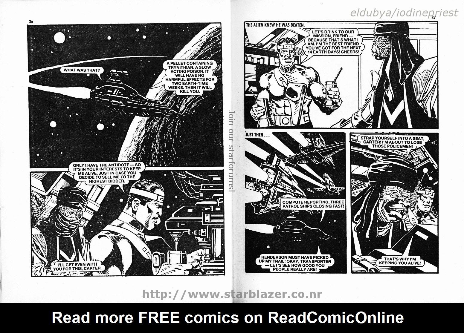Starblazer issue 215 - Page 20