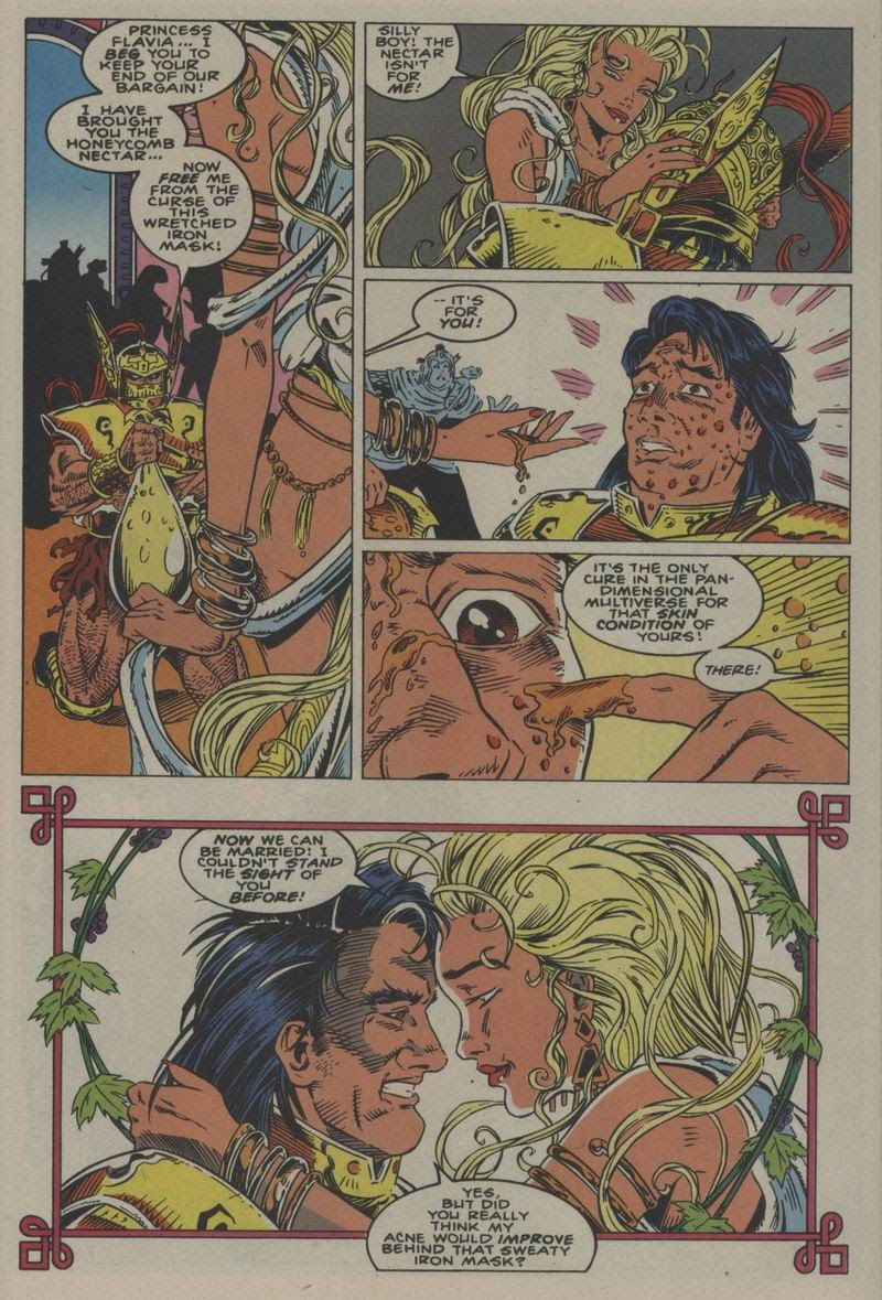Excalibur (1988) issue Annual 1 - Page 51