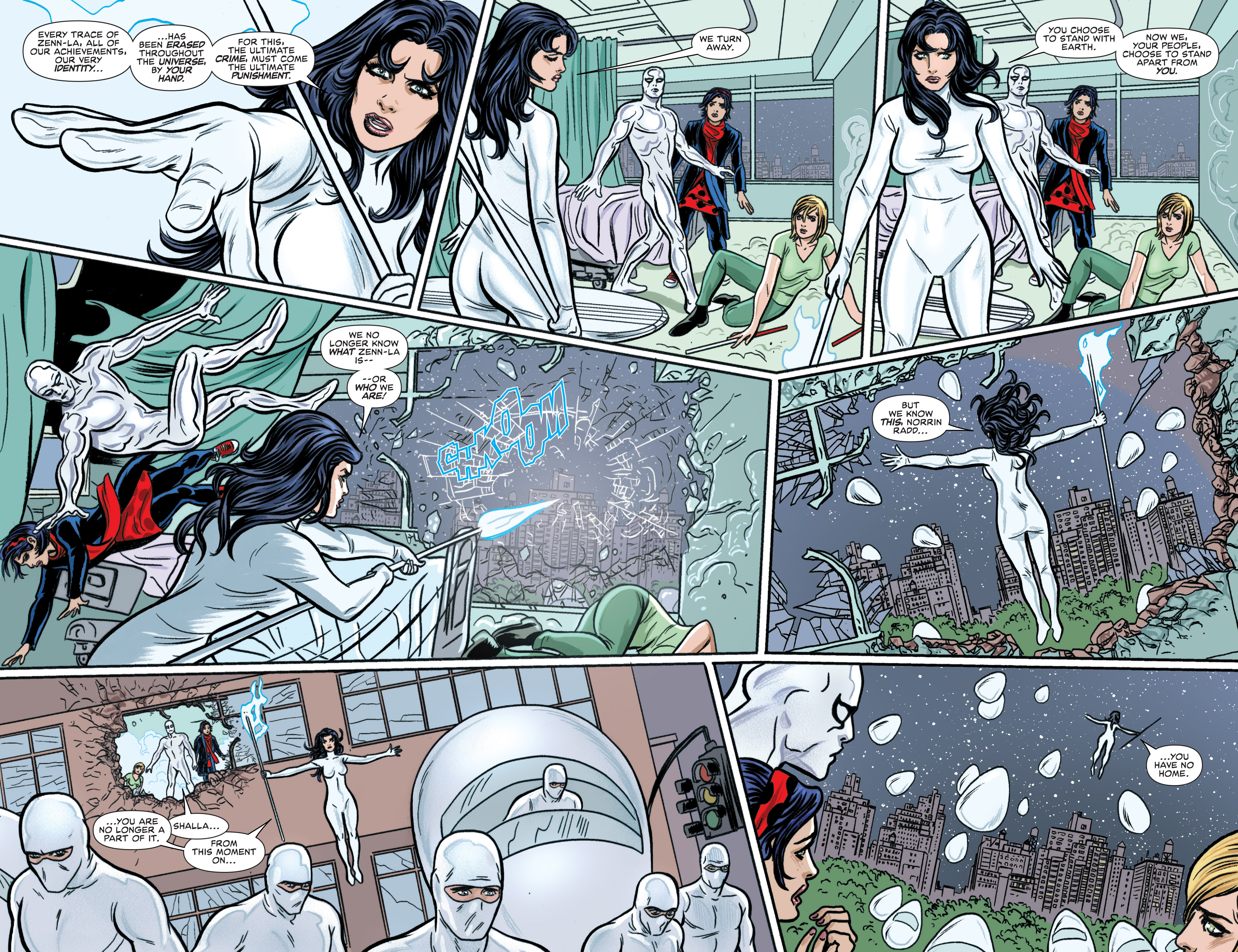 Read online Silver Surfer (2016) comic -  Issue #4 - 14