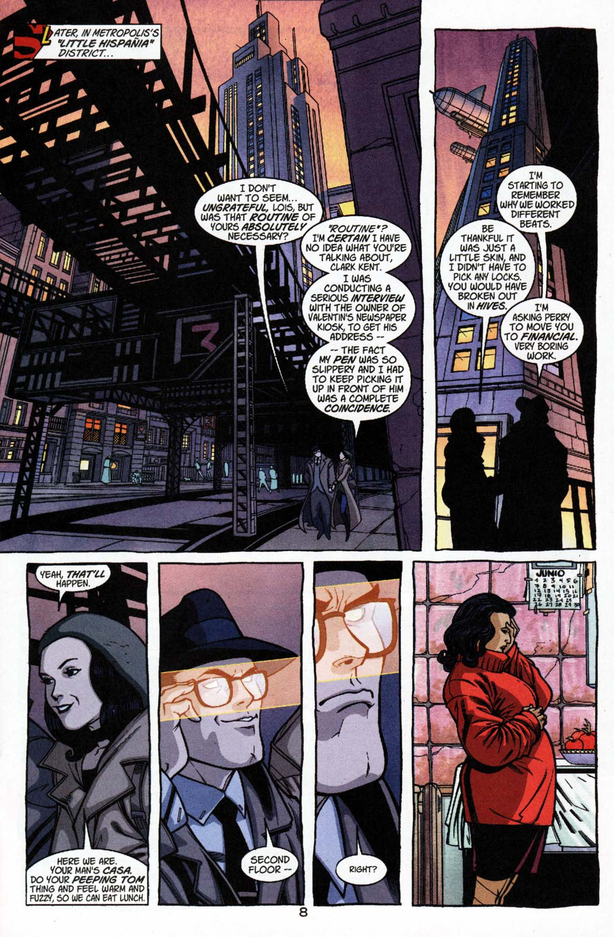 Action Comics (1938) 792 Page 8