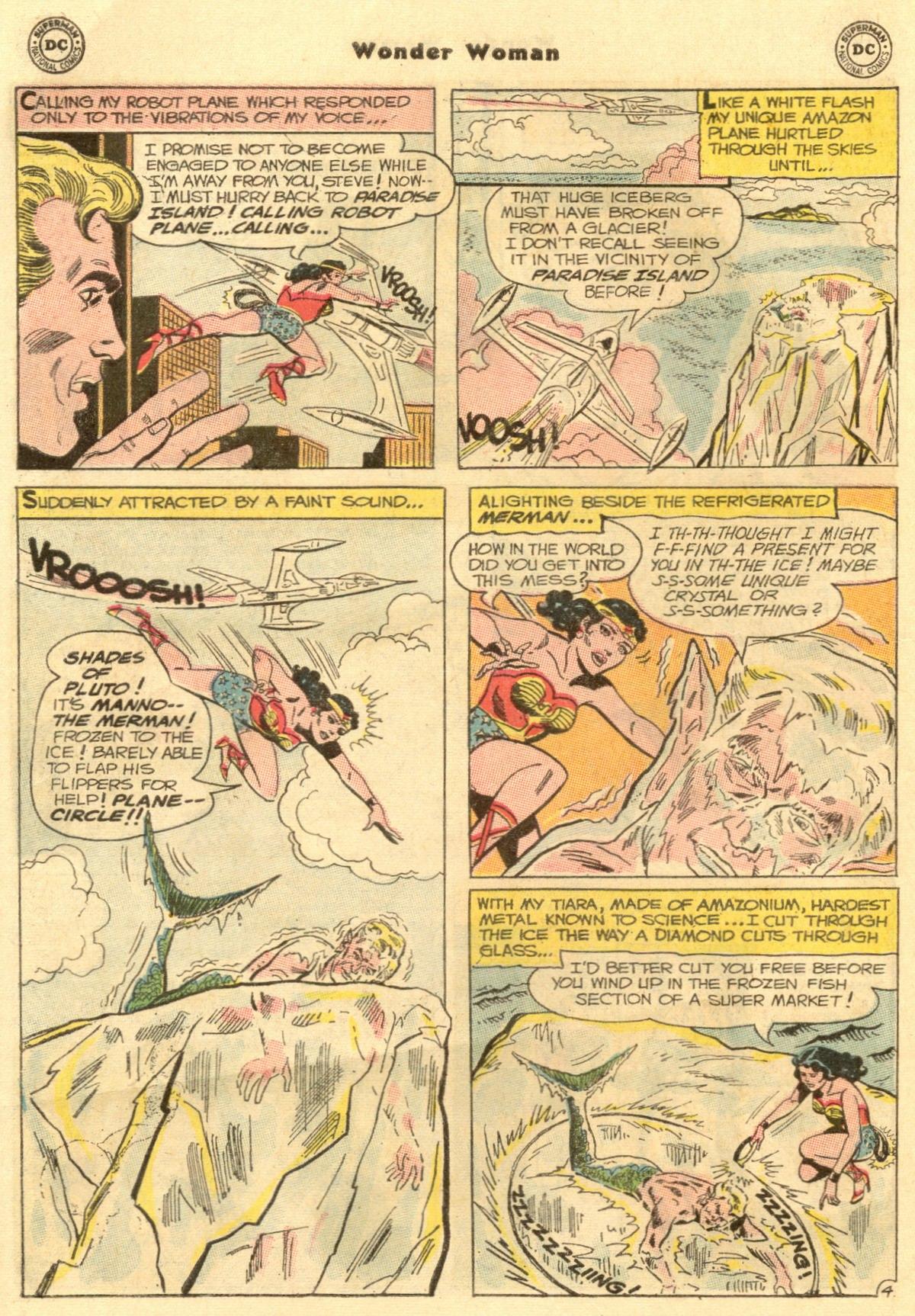Read online Wonder Woman (1942) comic -  Issue #154 - 6