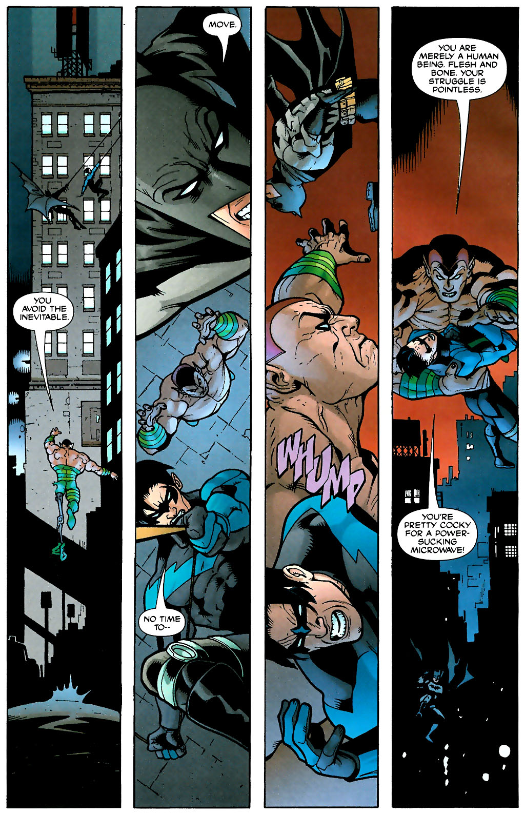 Batman: Under The Hood issue 3 - Page 10