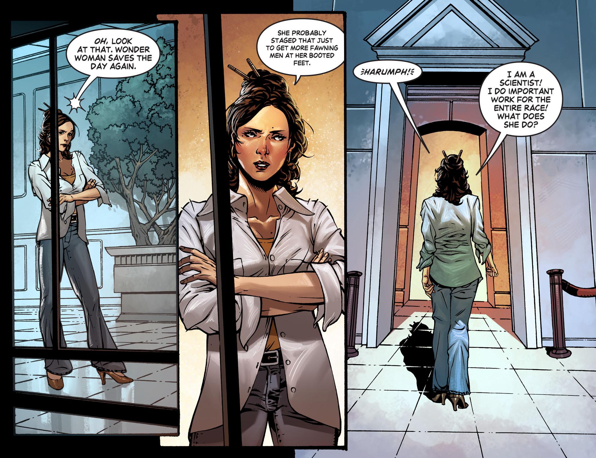 Read online Wonder Woman '77 [I] comic -  Issue #7 - 15