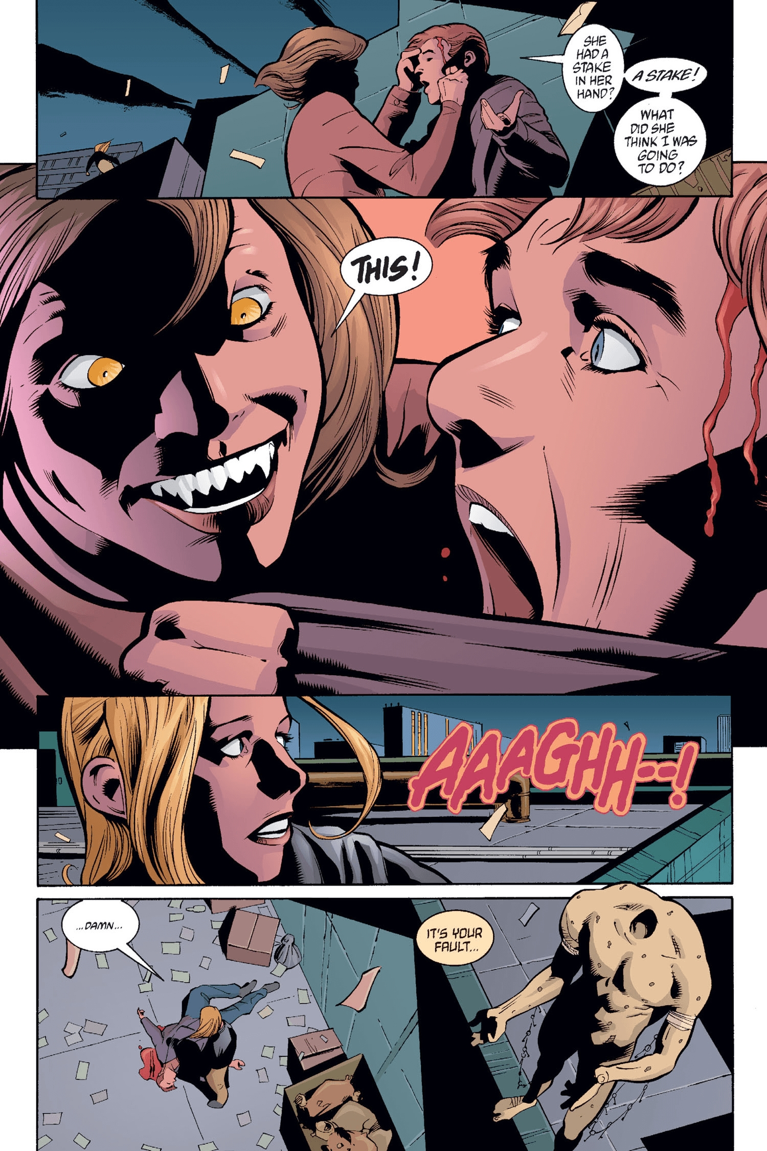 Read online Buffy the Vampire Slayer: Omnibus comic -  Issue # TPB 2 - 49