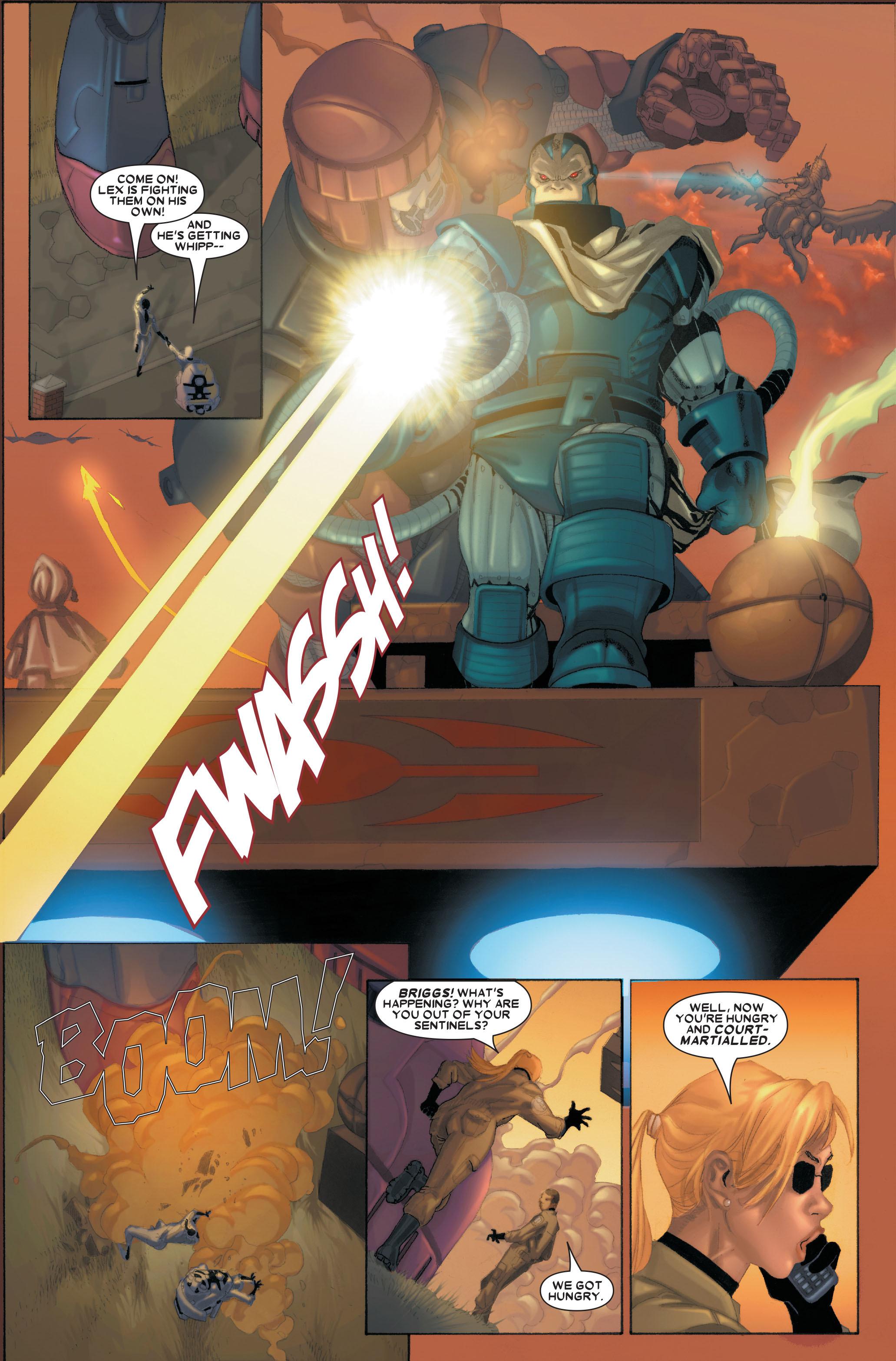X-Men (1991) 183 Page 16