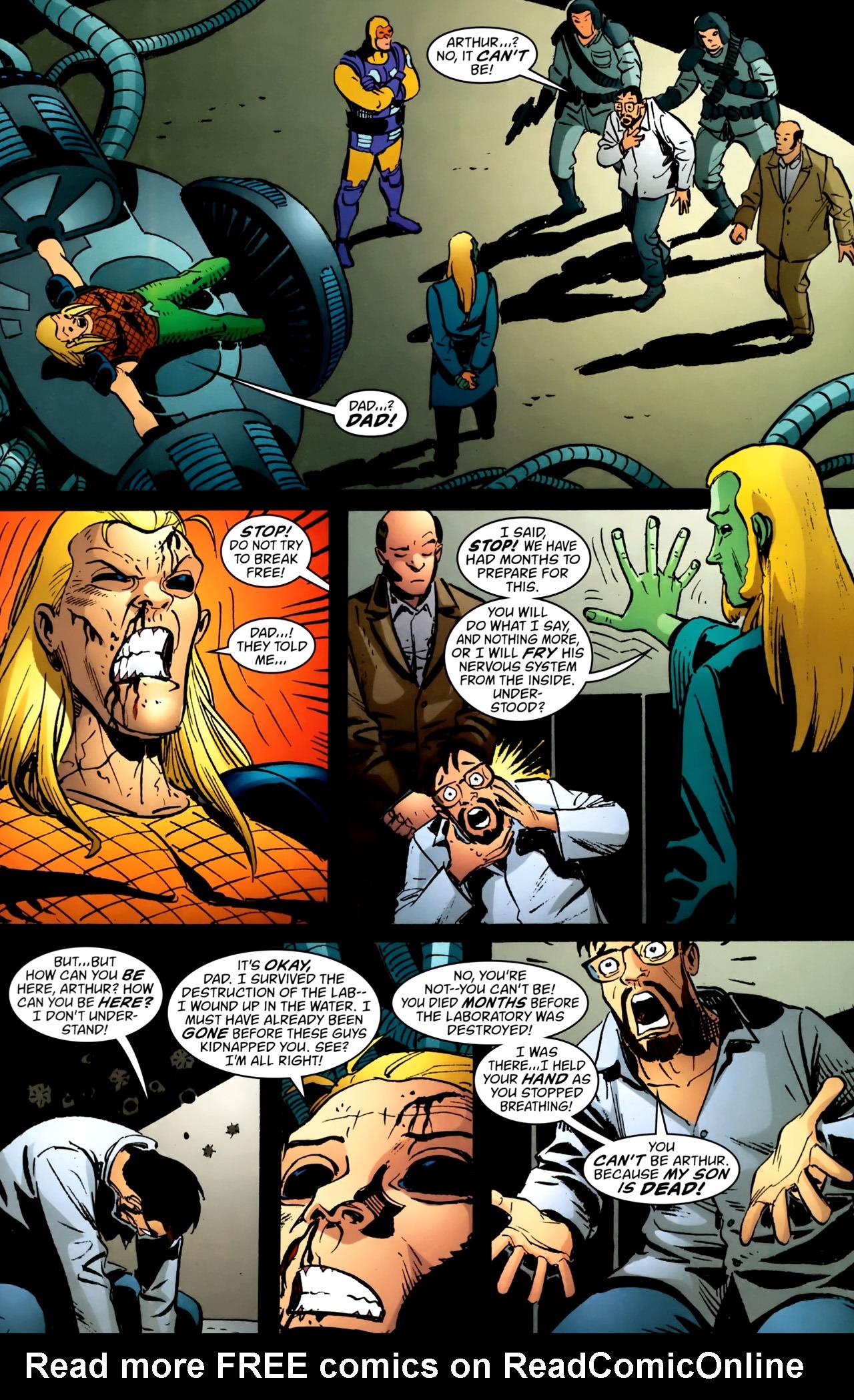 Read online Aquaman: Sword of Atlantis comic -  Issue #54 - 20
