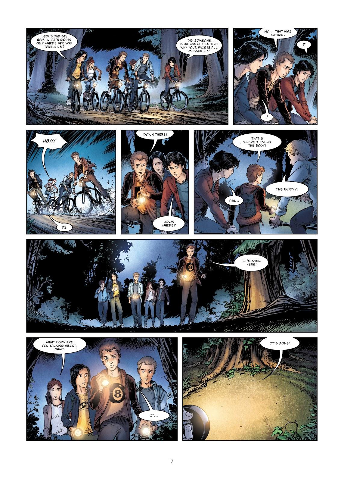 Read online Vigilantes comic -  Issue #2 - 7