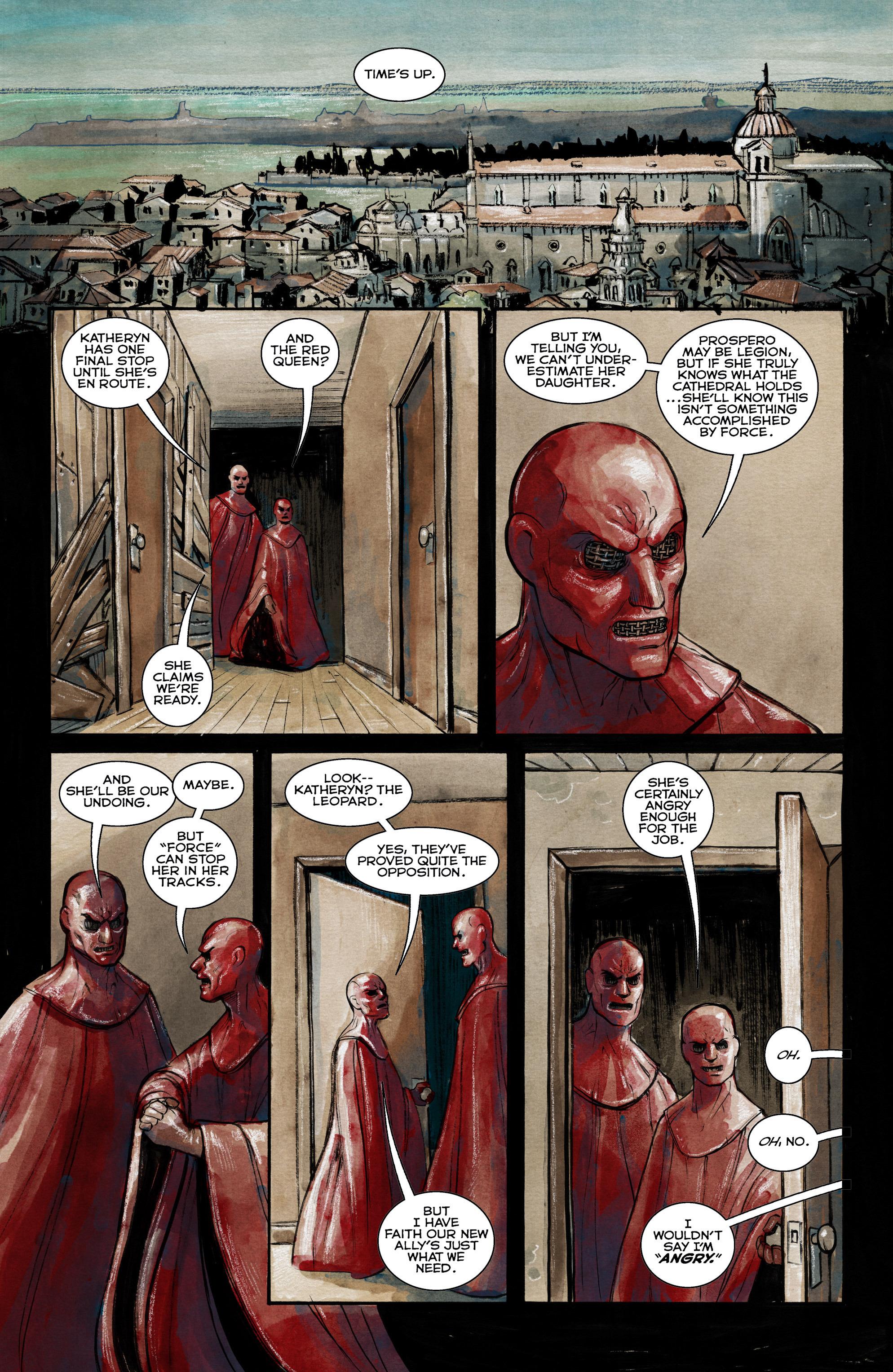 Read online Shutter comic -  Issue #21 - 23
