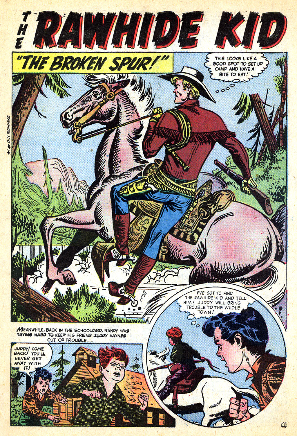 The Rawhide Kid (1955) issue 4 - Page 3