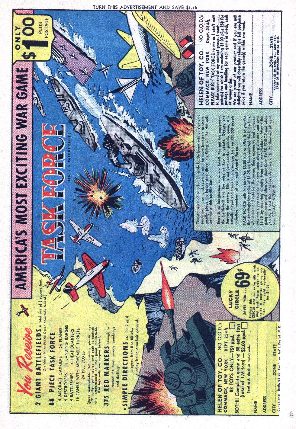 Read online Sea Devils comic -  Issue #19 - 23