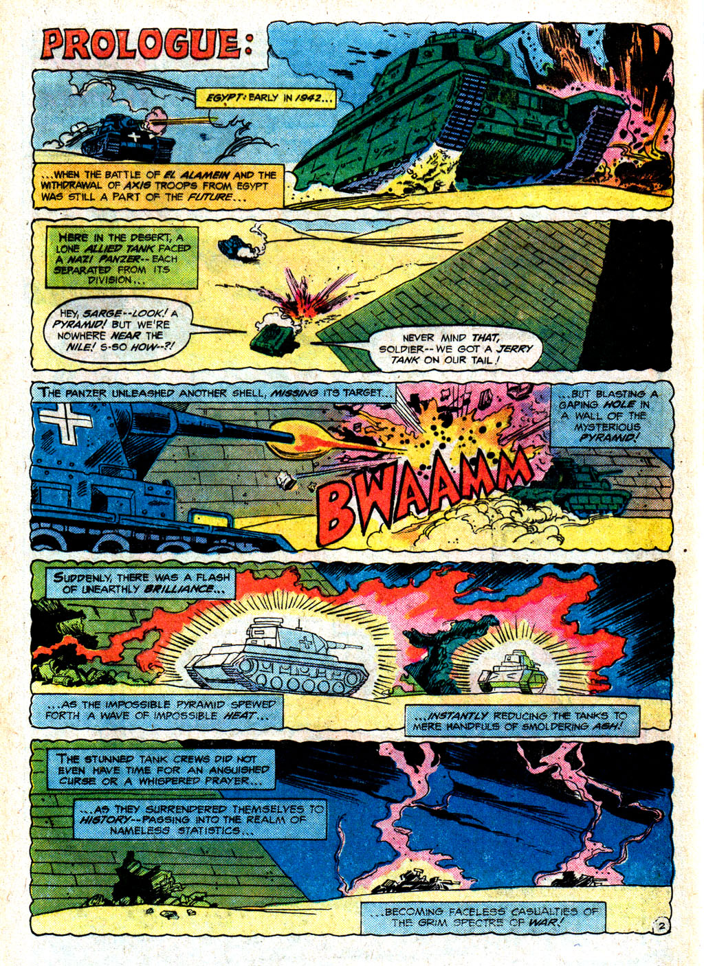Read online Wonder Woman (1942) comic -  Issue #231 - 4