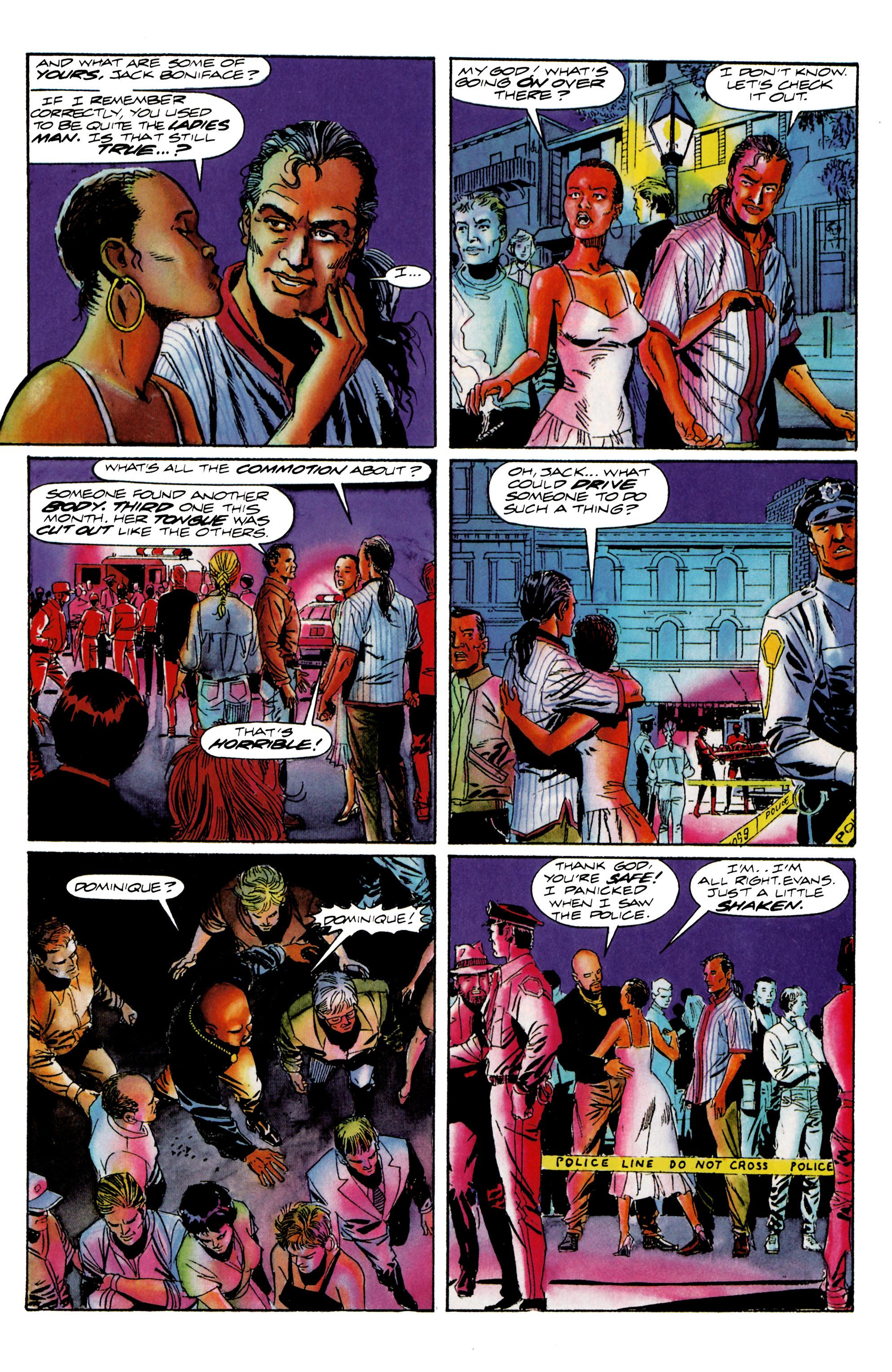 Read online Shadowman (1992) comic -  Issue #13 - 6