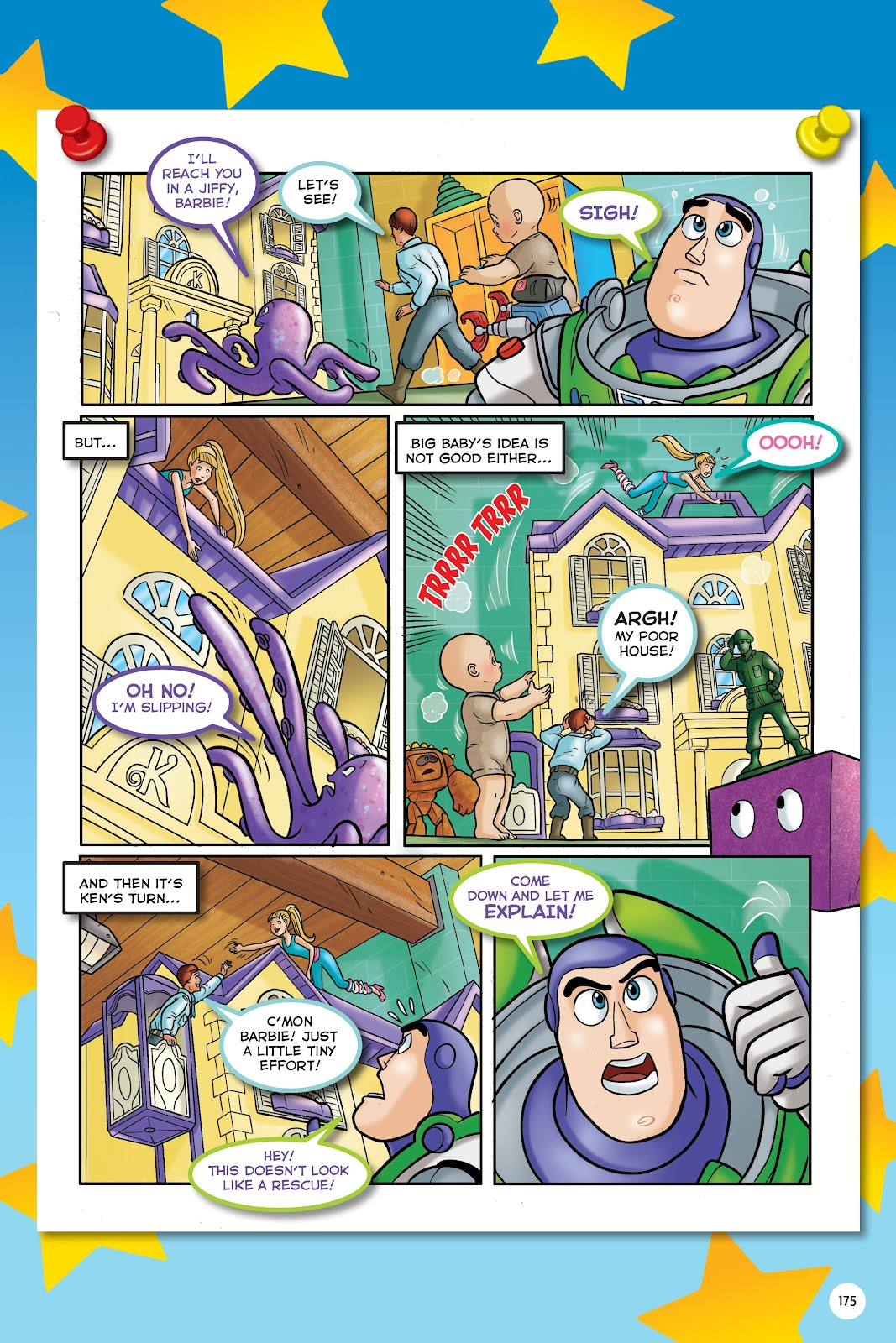 Read online DISNEY·PIXAR Toy Story Adventures comic -  Issue # TPB 1 (Part 2) - 75