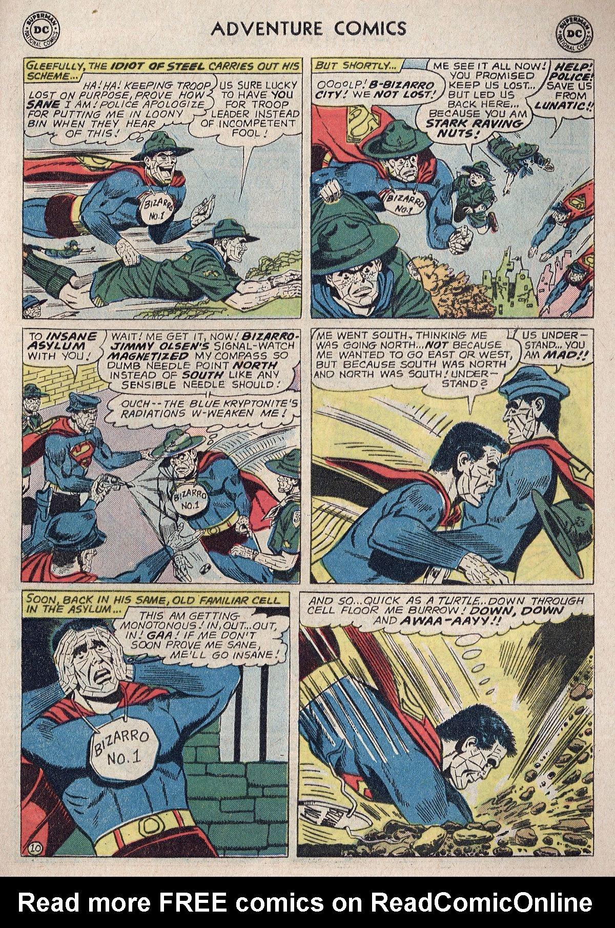 Read online Adventure Comics (1938) comic -  Issue #298 - 29