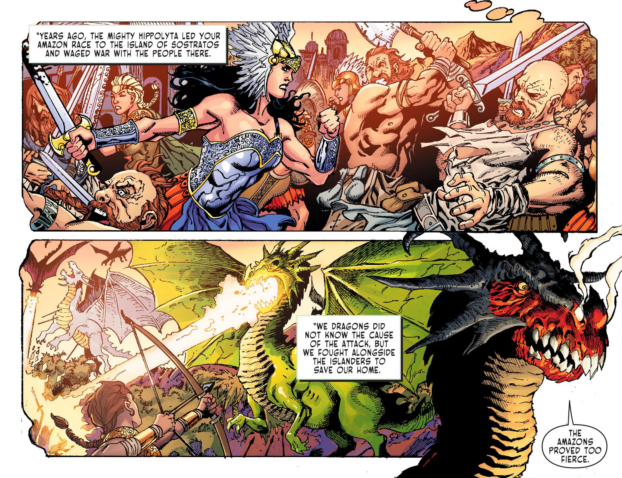Read online Sensation Comics Featuring Wonder Woman comic -  Issue #28 - 8