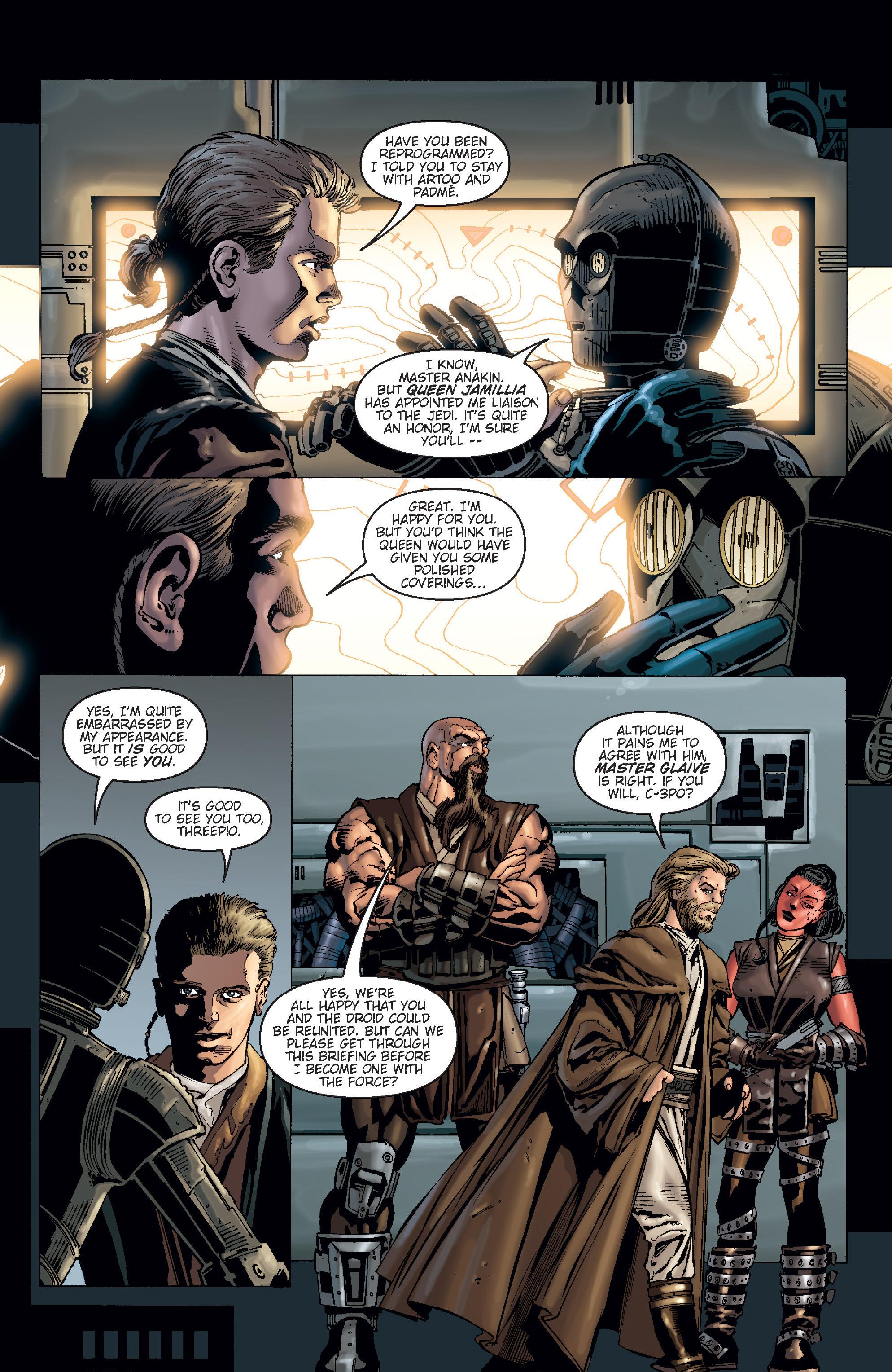 Read online Star Wars Omnibus comic -  Issue # Vol. 24 - 125