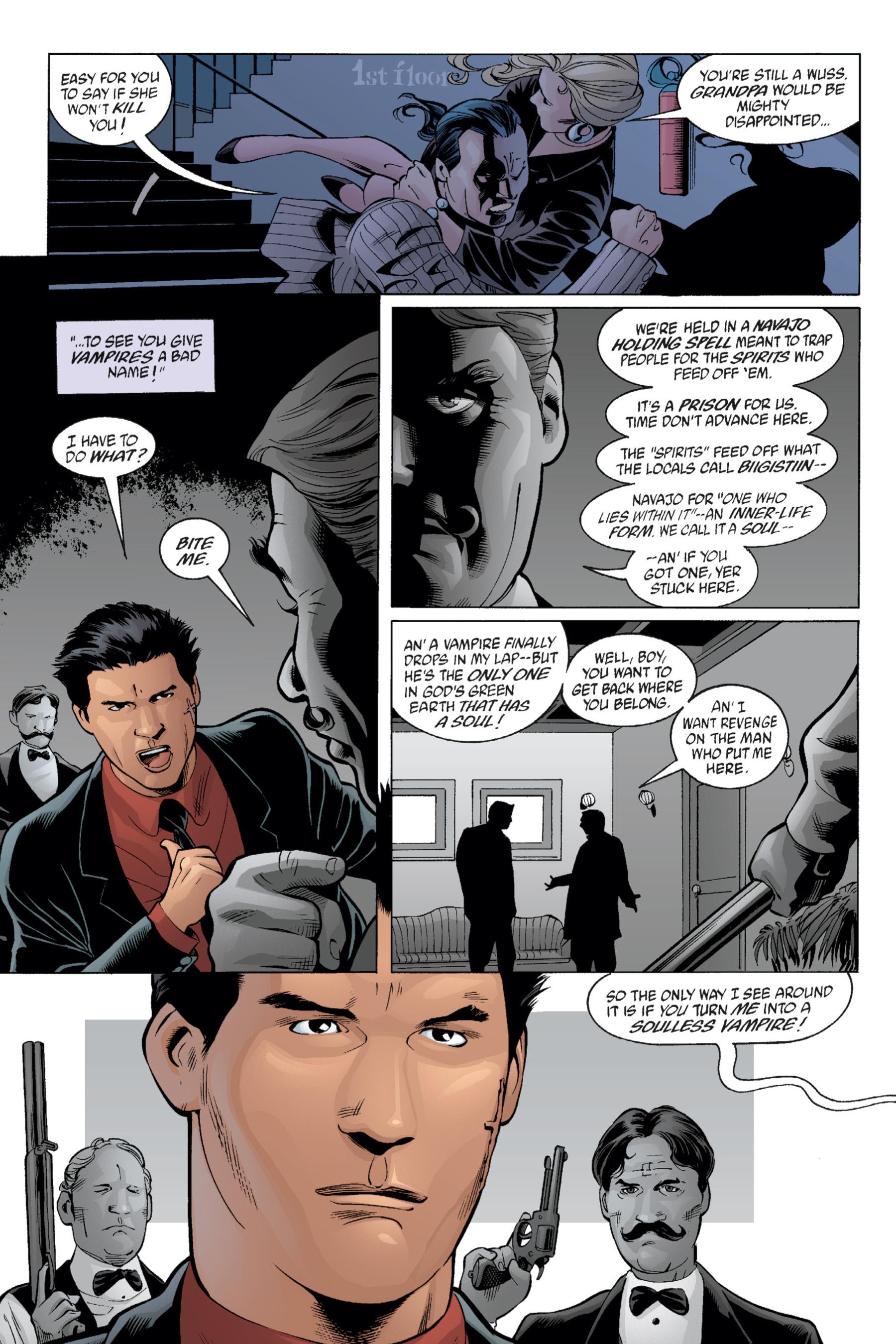 Read online Buffy the Vampire Slayer: Omnibus comic -  Issue # TPB 1 - 175