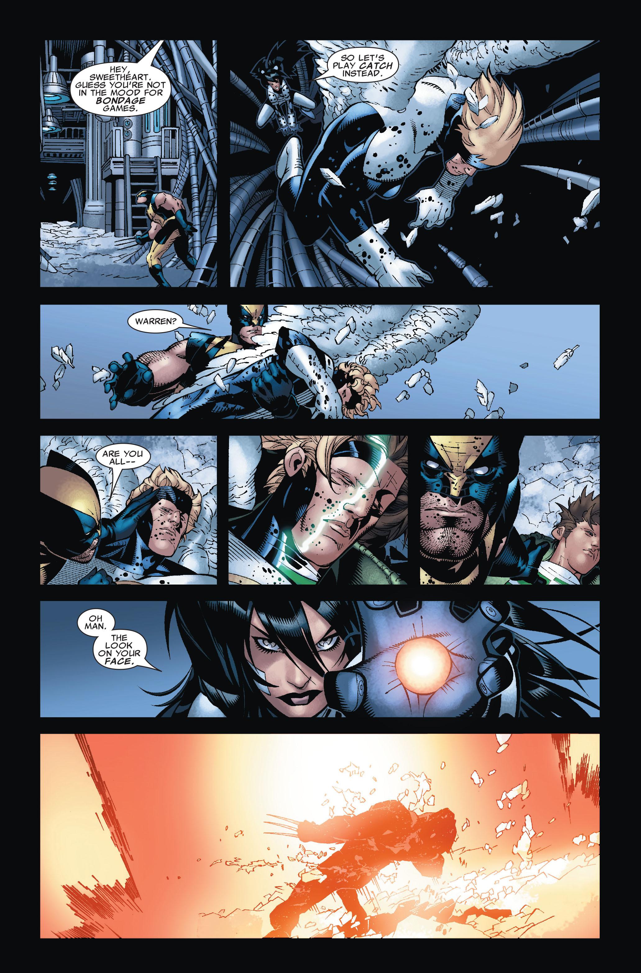 X-Men (1991) 205 Page 17
