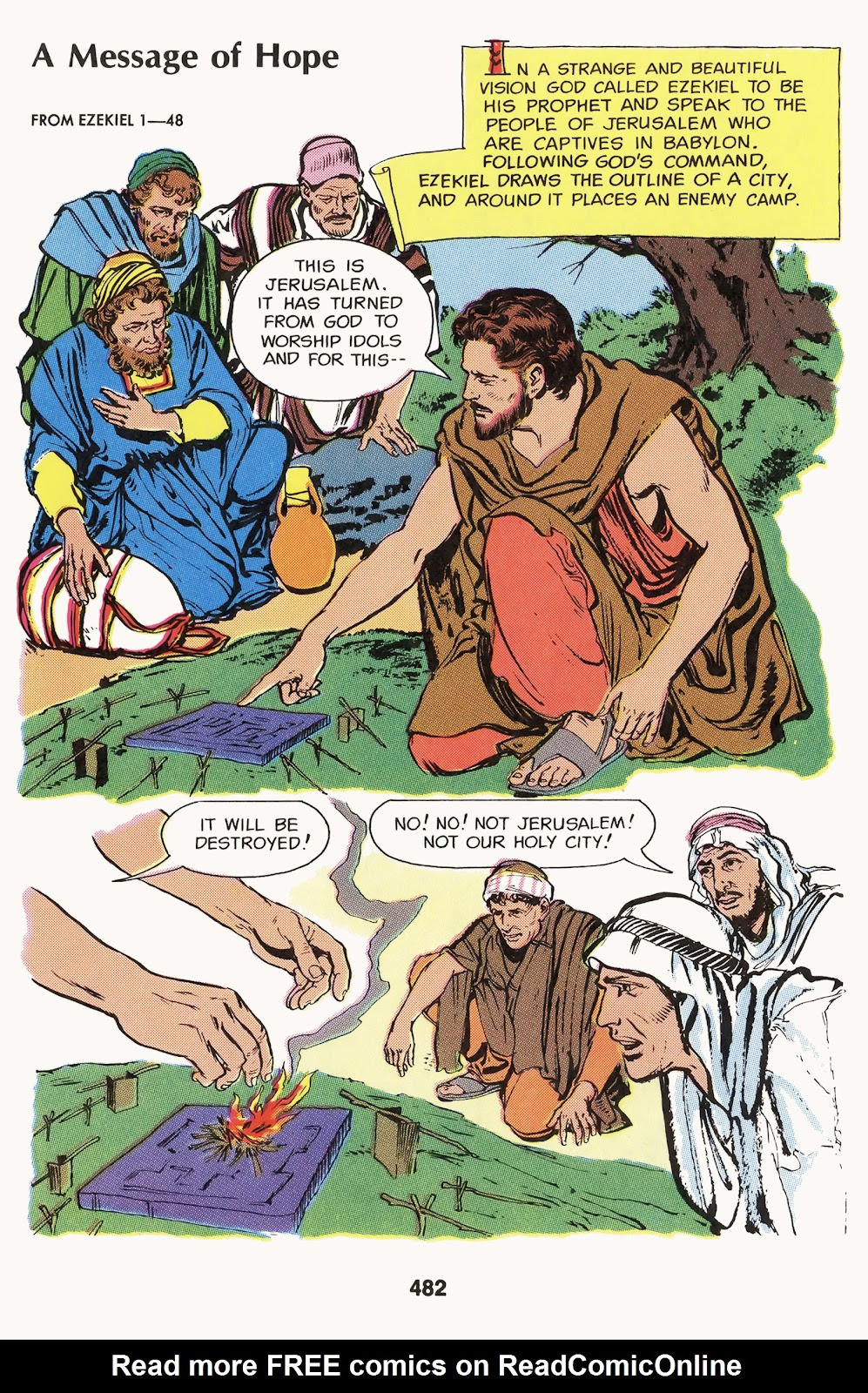 The Picture Bible issue TPB (Part 5) - Page 85