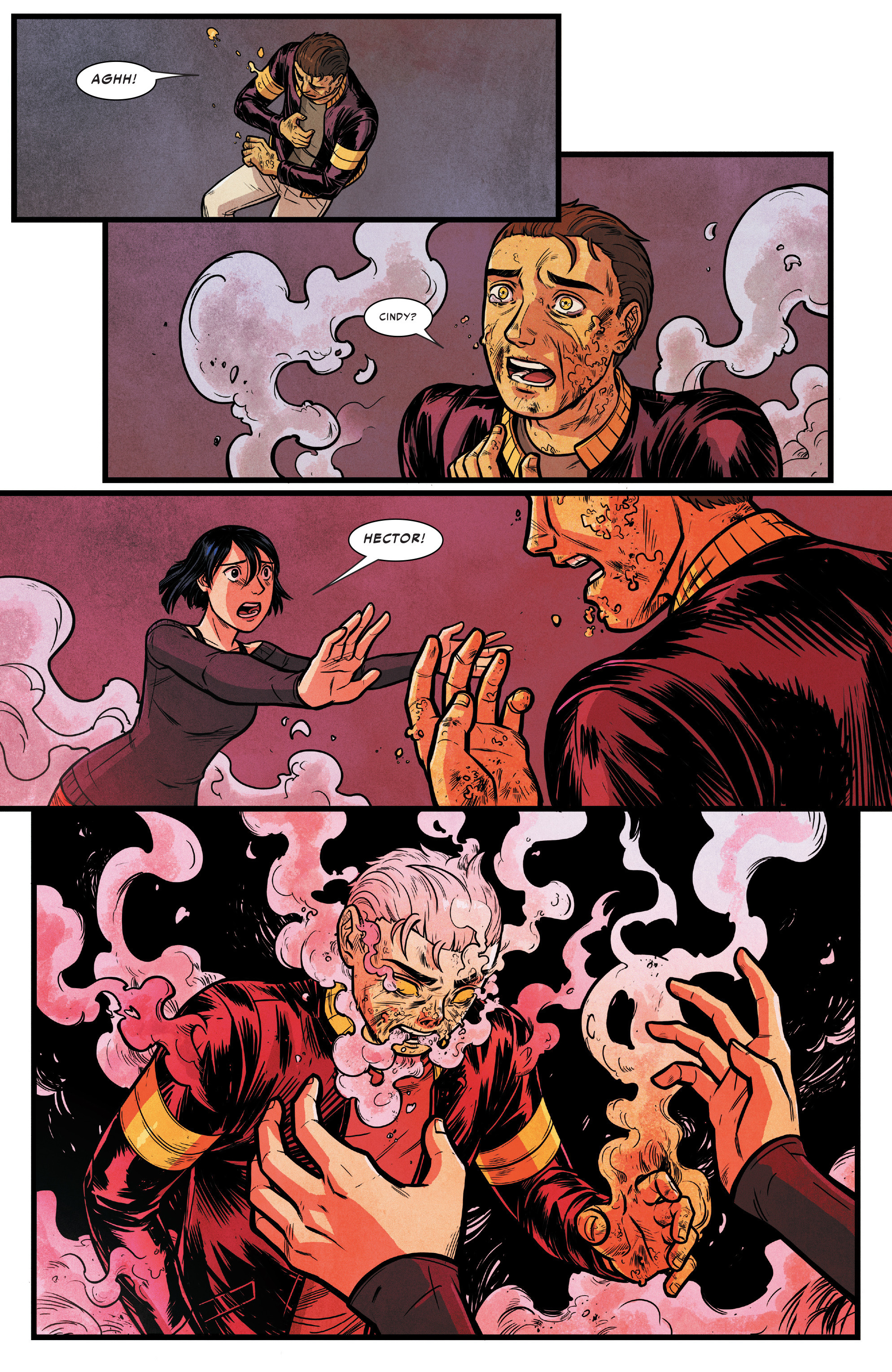 Read online Silk (2016) comic -  Issue #17 - 8