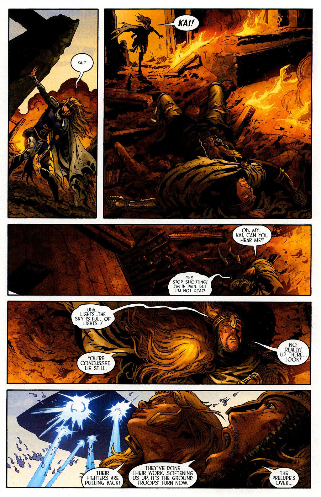 Read online Scion comic -  Issue #41 - 13