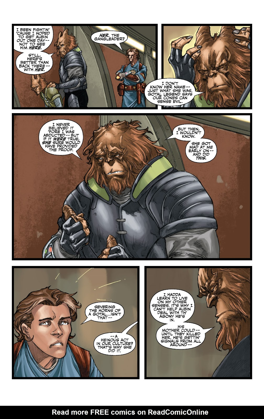 Read online Star Wars Legends: The Old Republic - Epic Collection comic -  Issue # TPB 3 (Part 1) - 70
