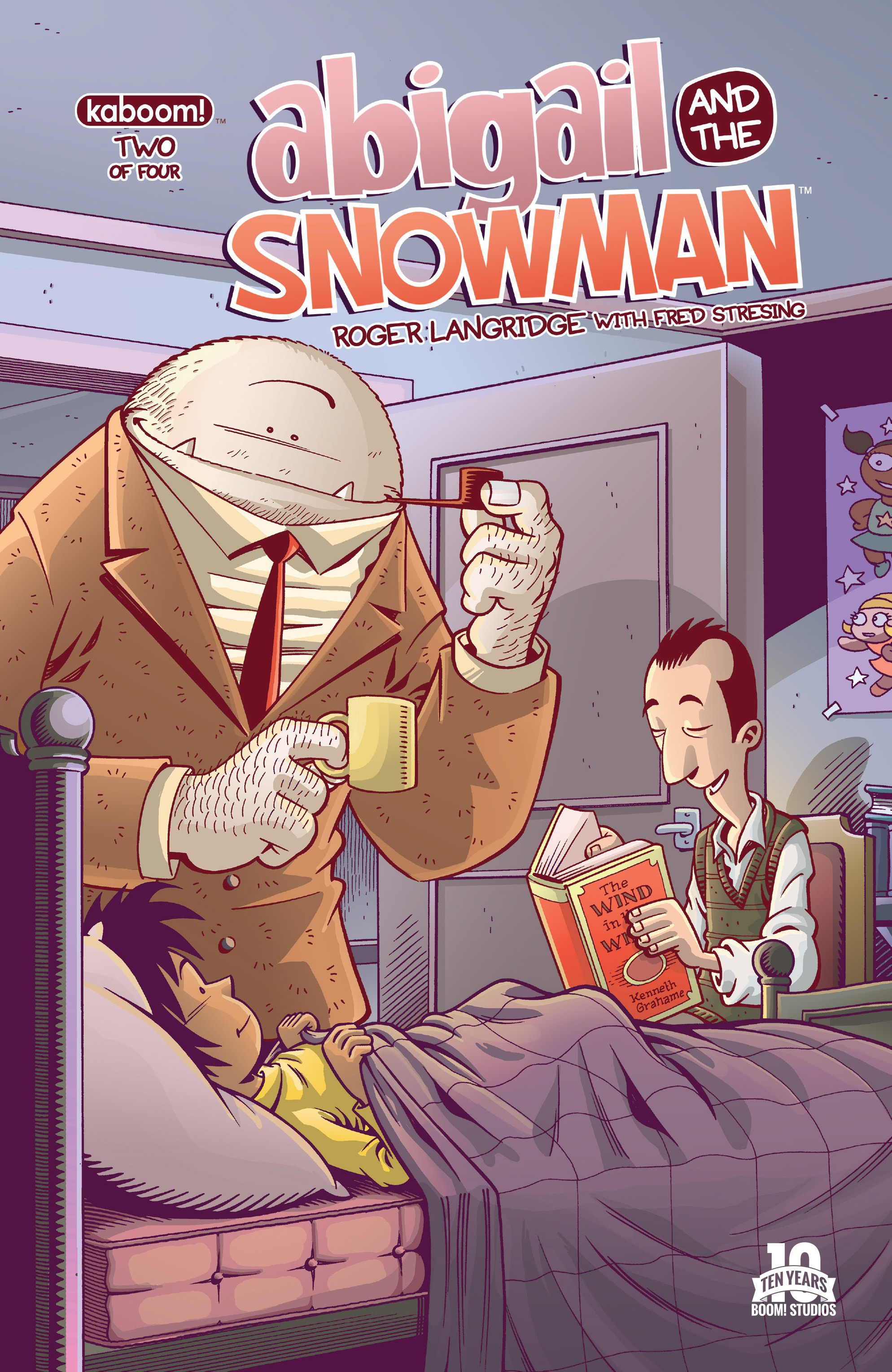 Abigail And The Snowman 2 Page 1