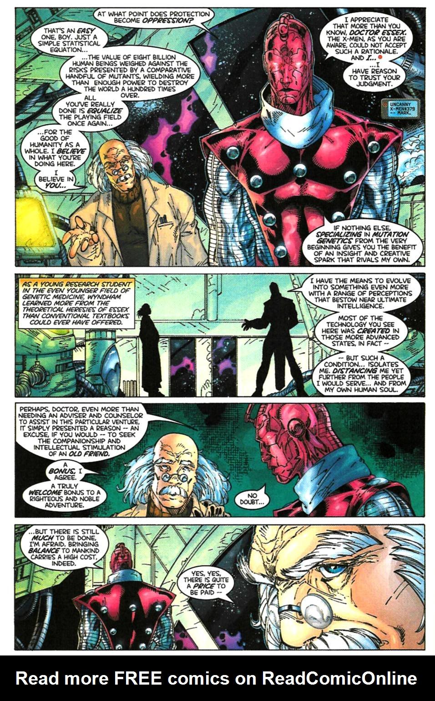 X-Men (1991) 99 Page 2