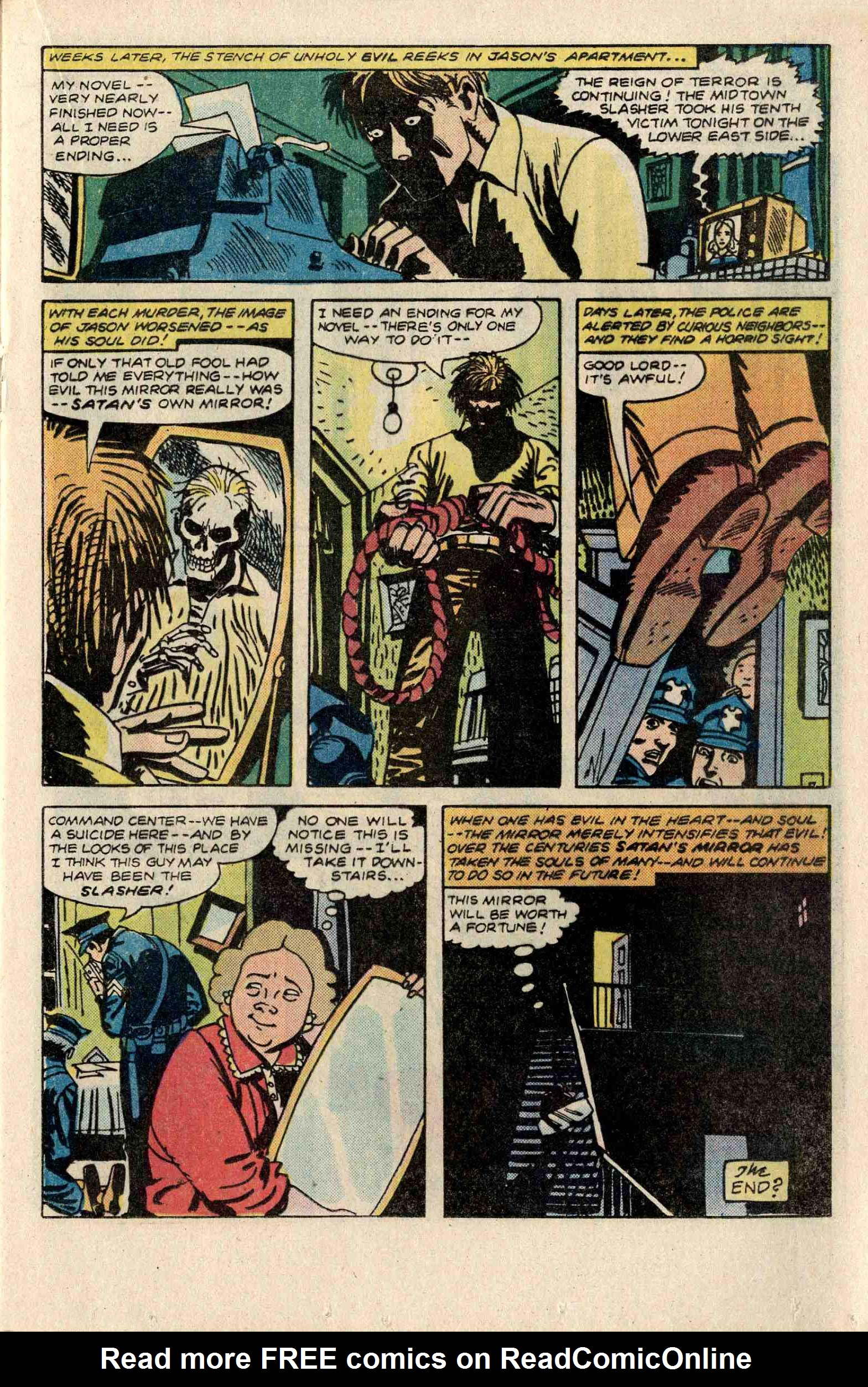 Read online Secrets of Haunted House comic -  Issue #46 - 17