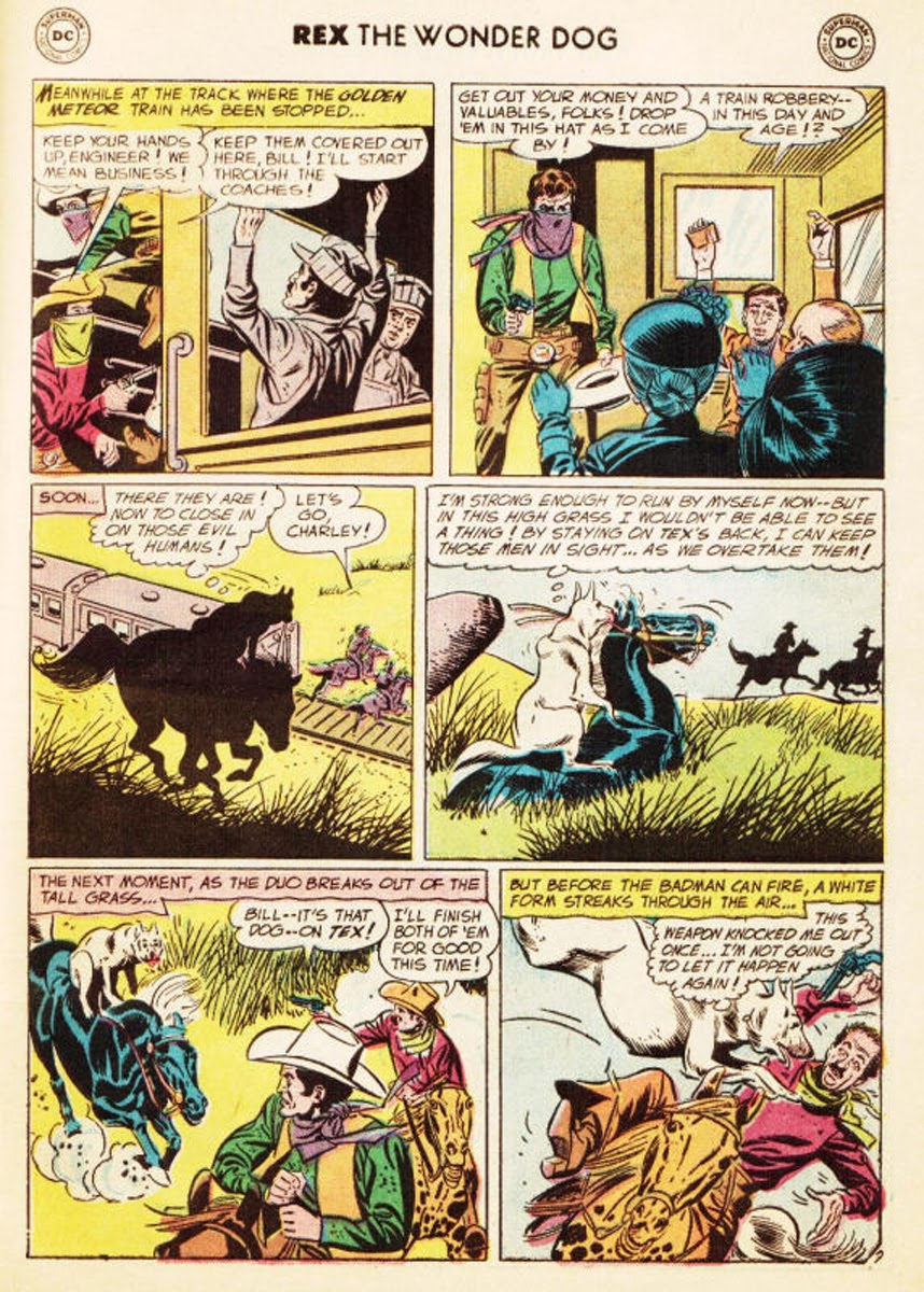 The Adventures of Rex the Wonder Dog issue 35 - Page 24