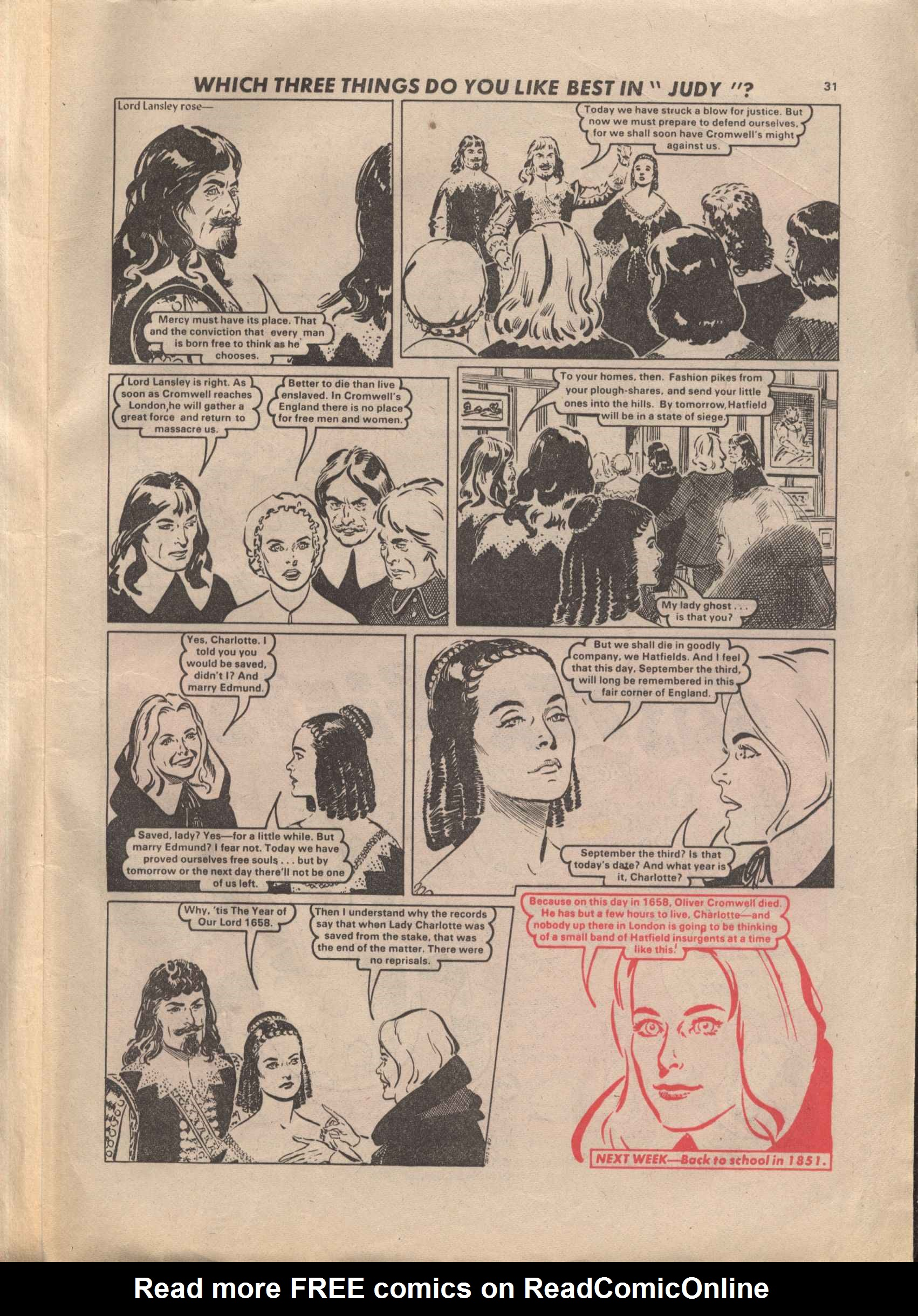 Read online Judy comic -  Issue #56 - 31