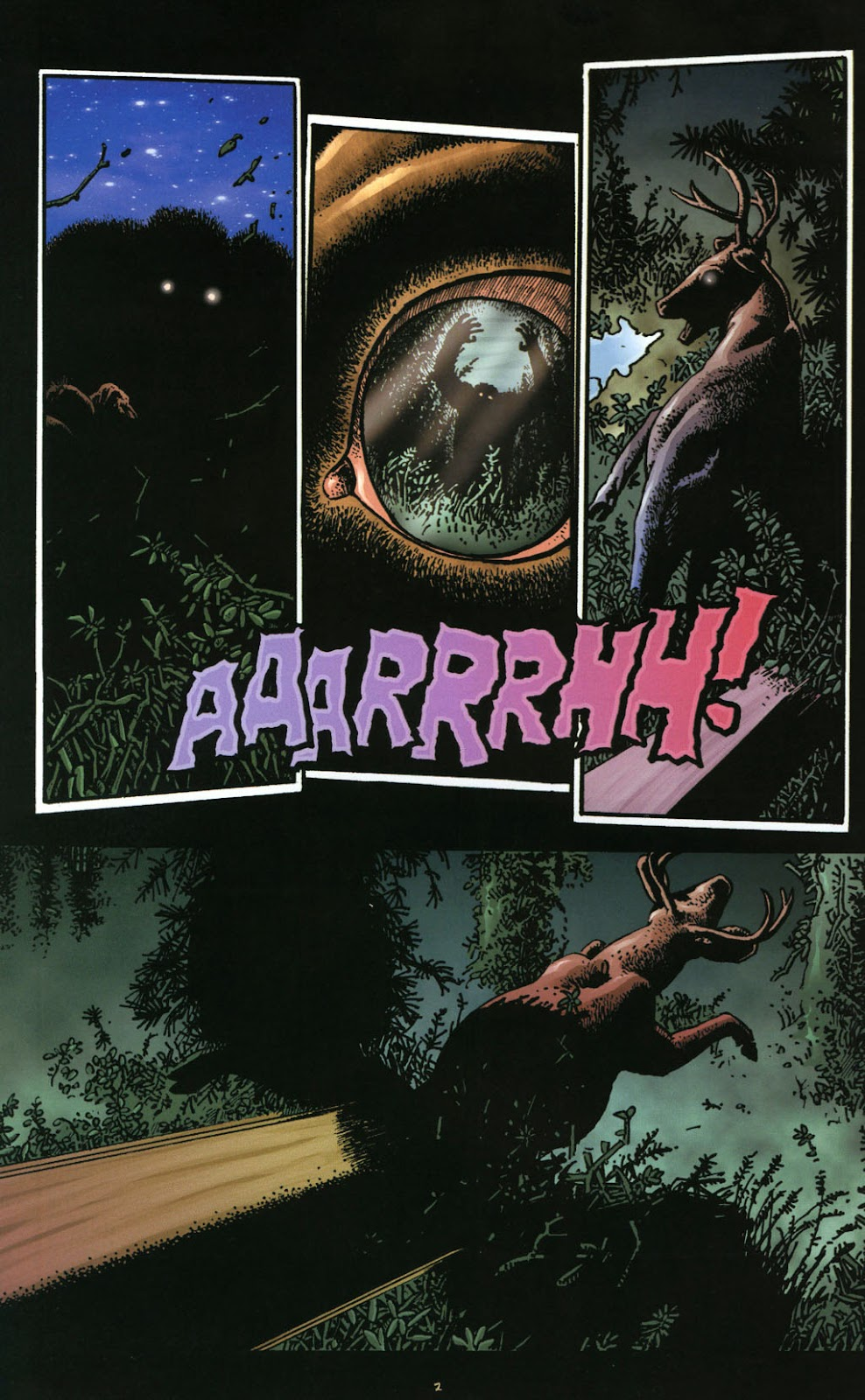 Bigfoot issue 1 - Page 4