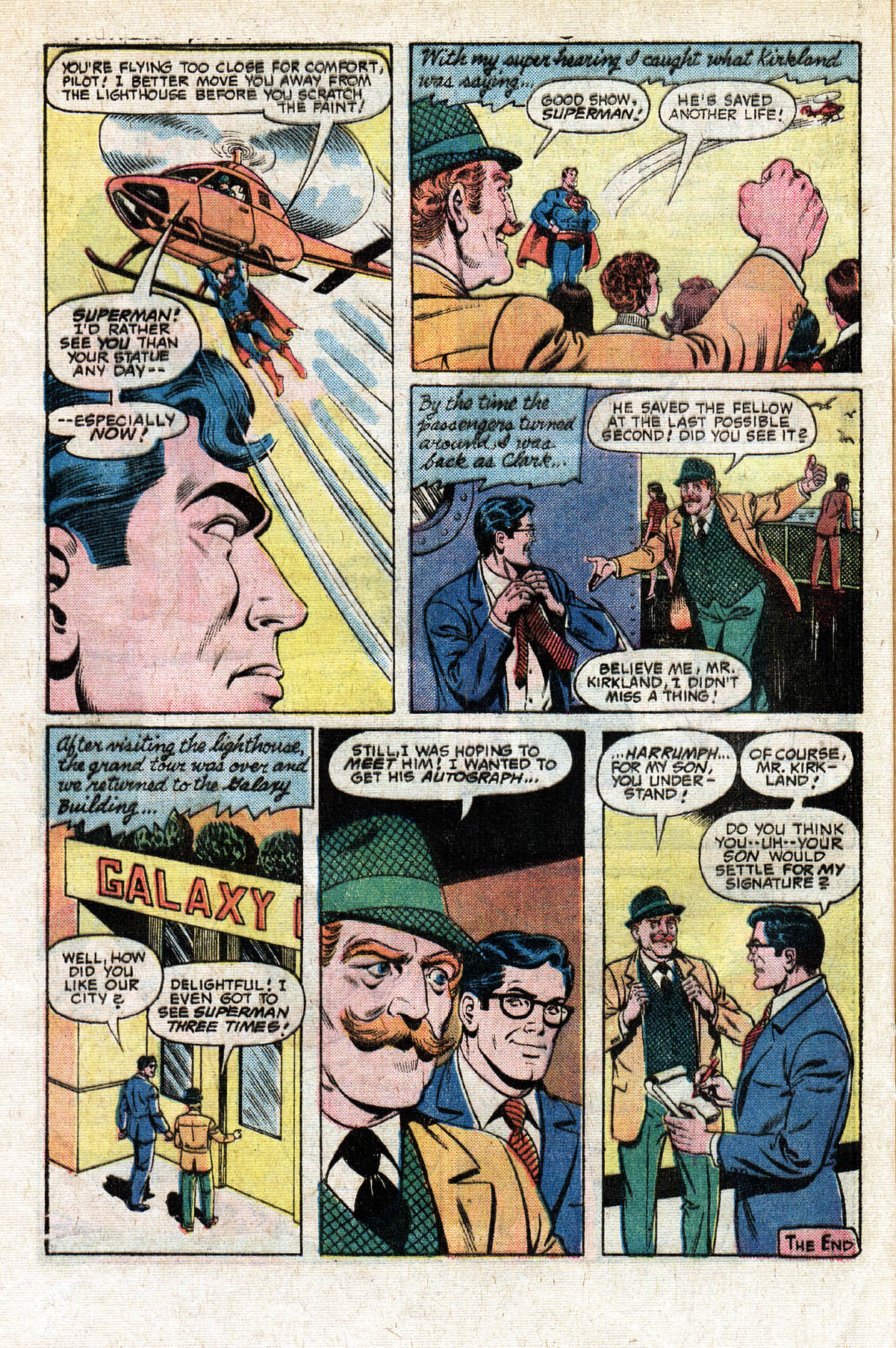 Read online Action Comics (1938) comic -  Issue #464 - 32