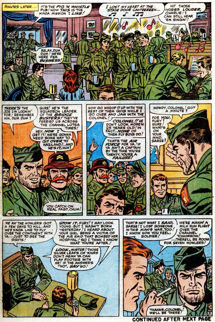 Sgt. Fury issue _Special_6 - Page 41