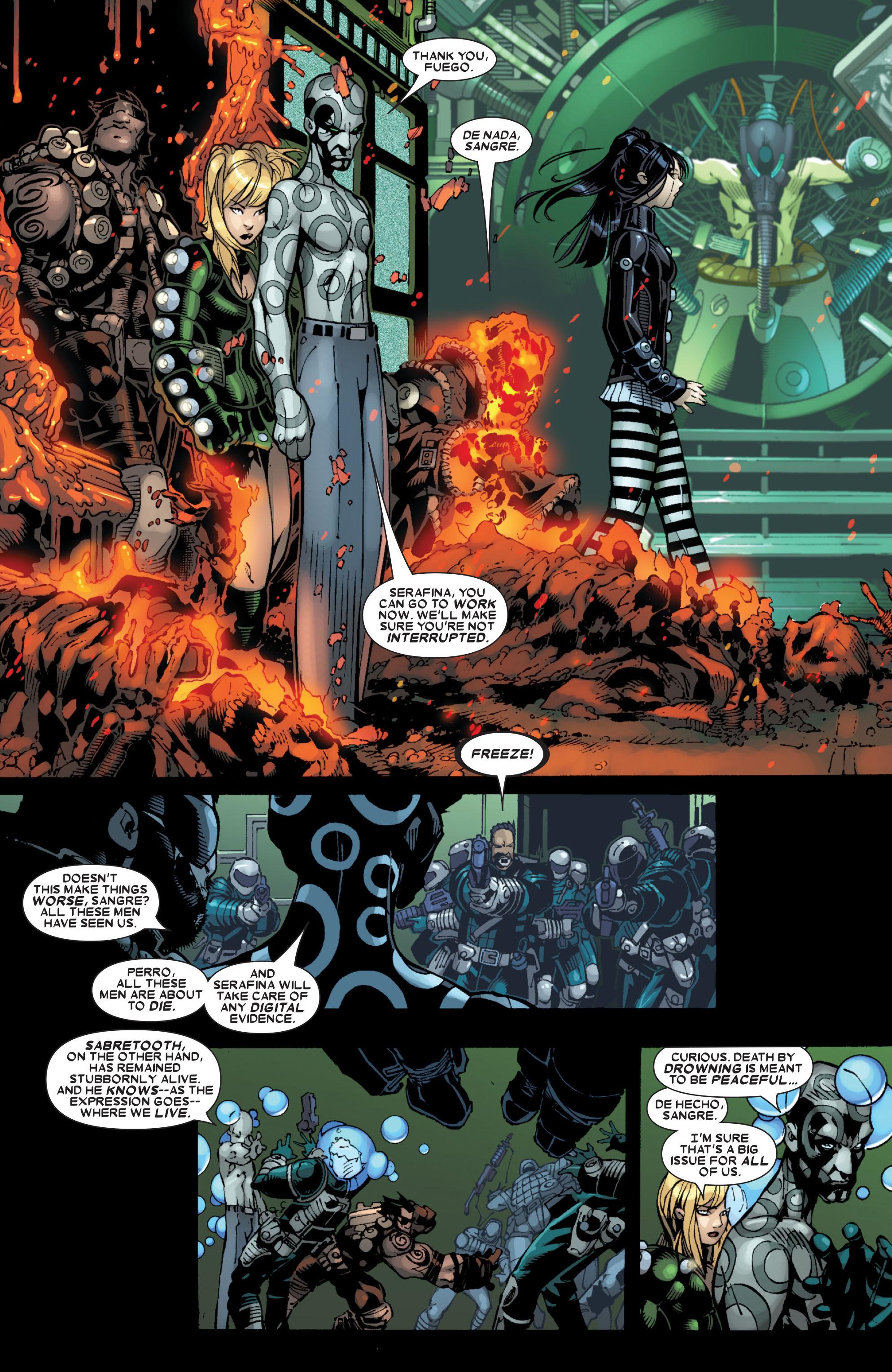 X-Men (1991) 189 Page 3
