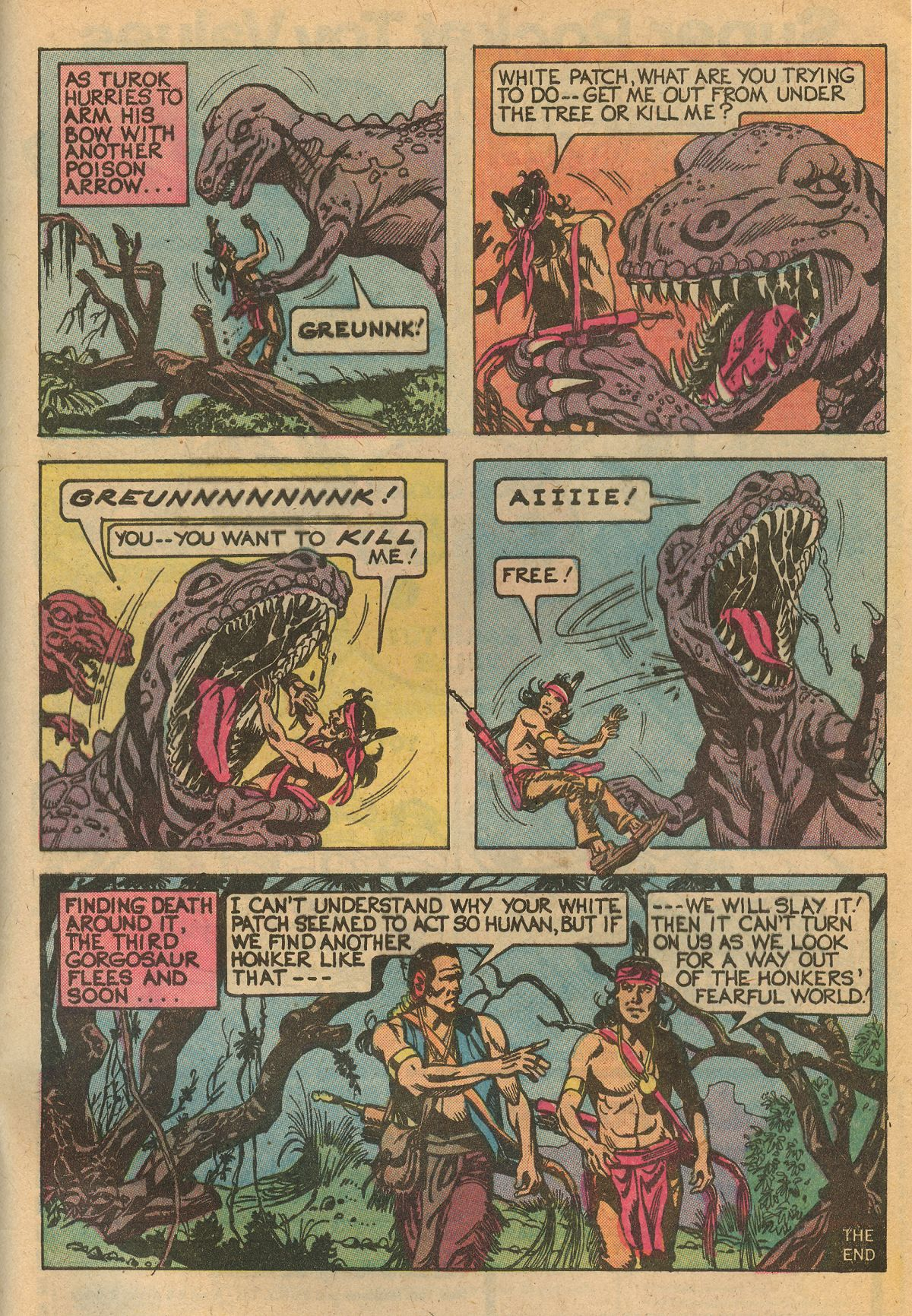 Read online Turok, Son of Stone comic -  Issue #115 - 49