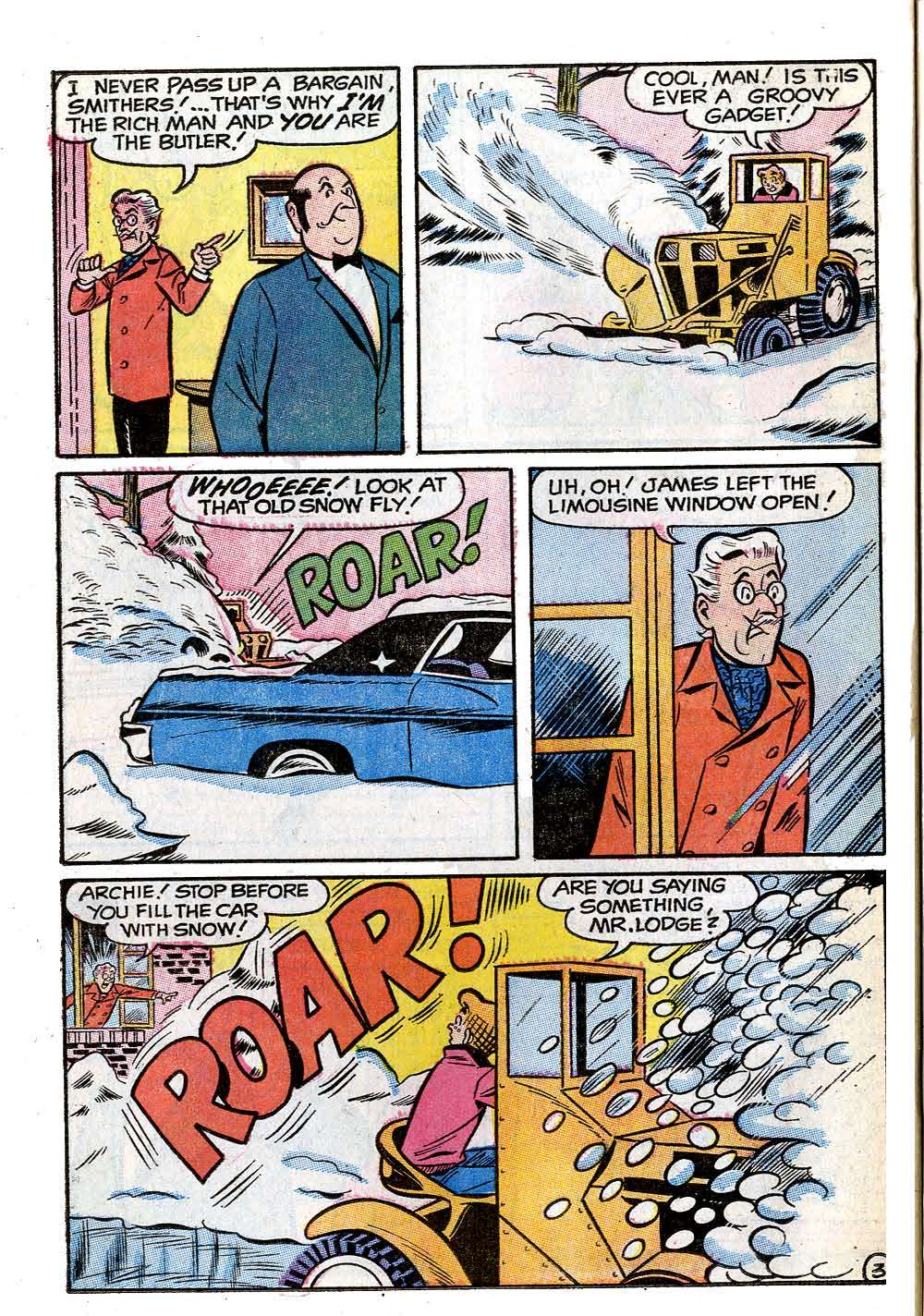 Read online Archie (1960) comic -  Issue #208 - 22