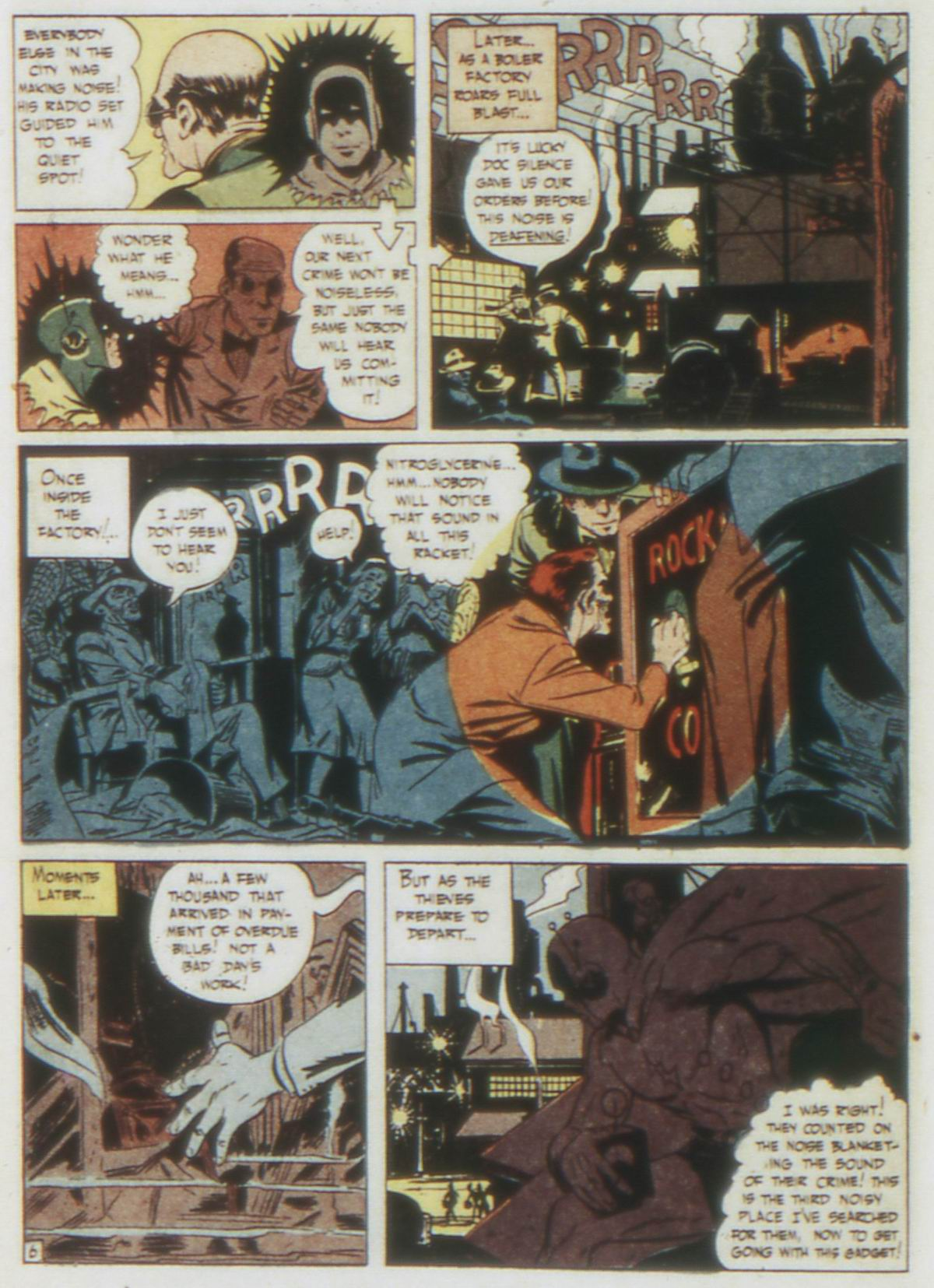 Read online Detective Comics (1937) comic -  Issue #77 - 44
