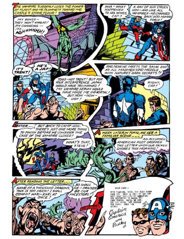 Read online All-Winners Comics comic -  Issue #5 - 29