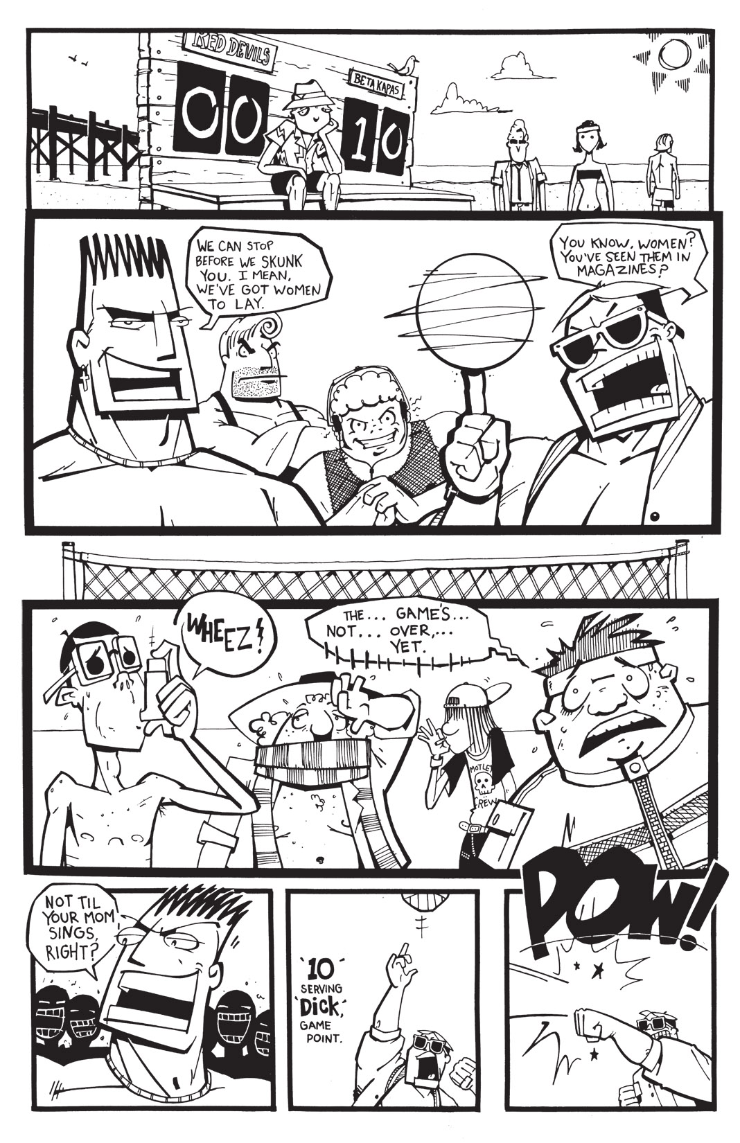 Read online Scud: The Disposable Assassin: The Whole Shebang comic -  Issue # TPB (Part 3) - 103